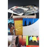 Vinyl - Approx 50 vinyl LP's spanning the decades and the genres to include Michael Jackson, INXS,