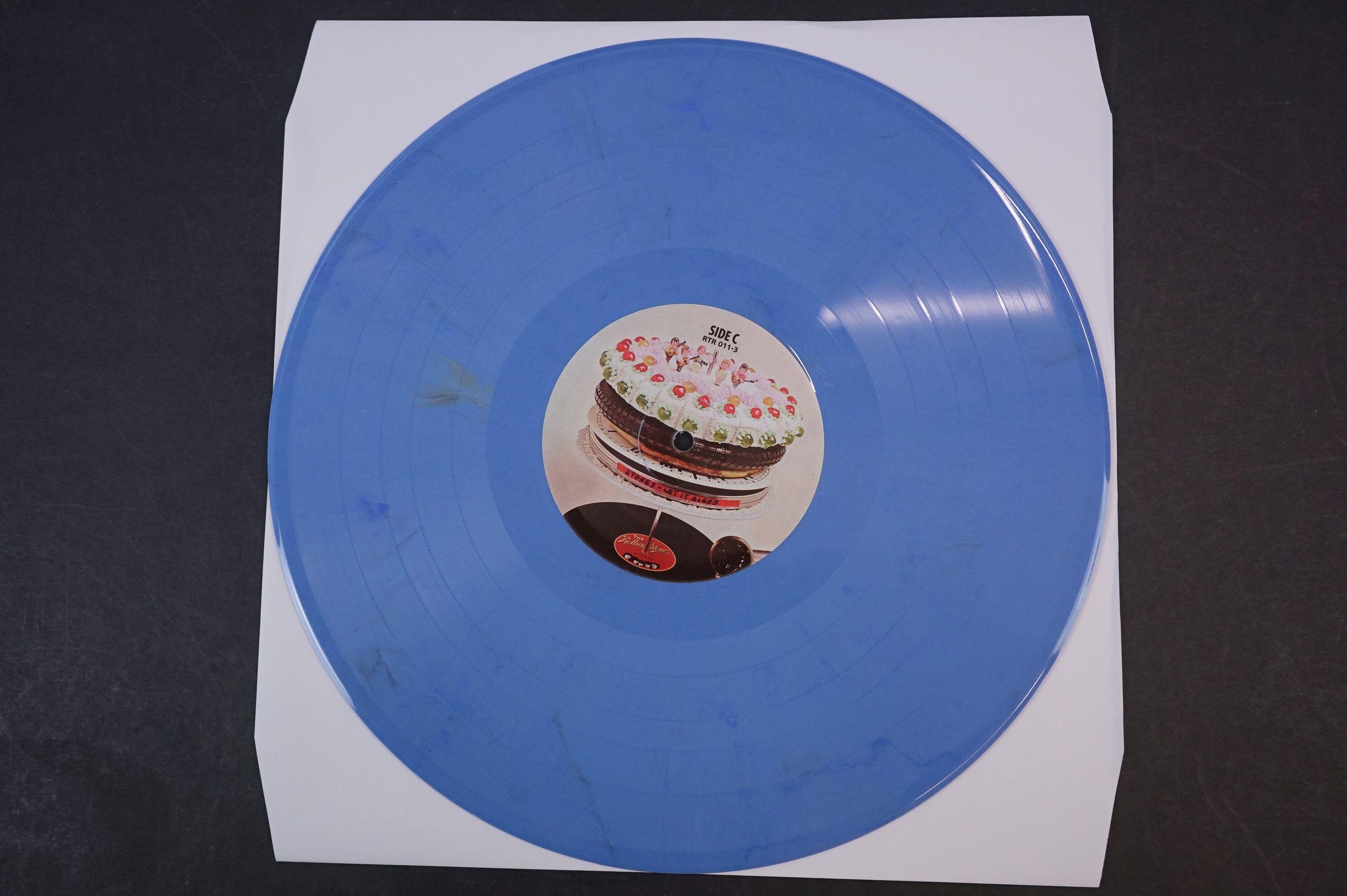 Vinyl - ltd edn The Real Alternate Album Rolling Stones Let It Bleed 3 LP / 2 CD Box Set RTR011, - Image 6 of 9