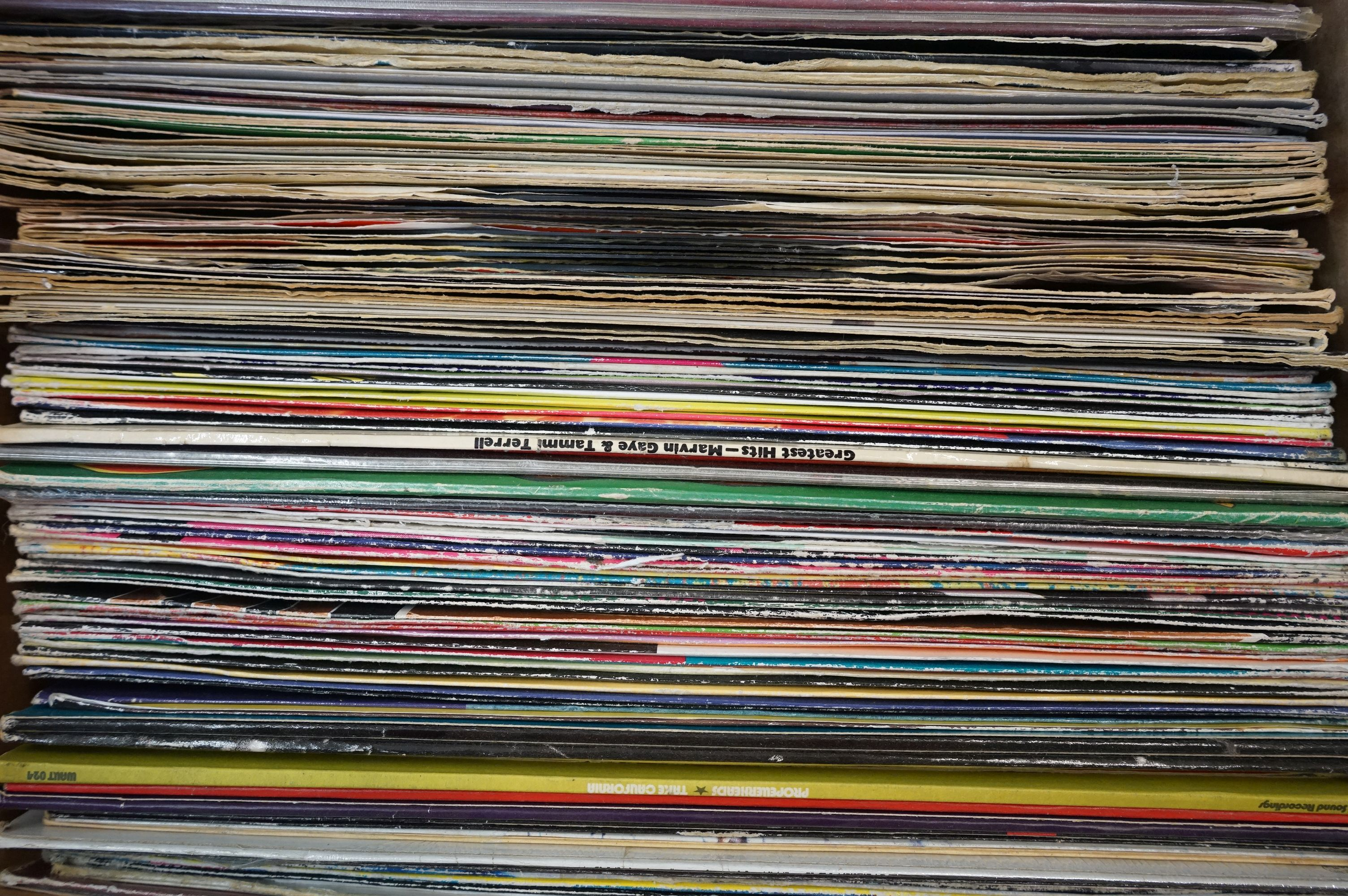 Vinyl - Large collection of LPs spanning the genres and decades (four boxes) - Image 6 of 8