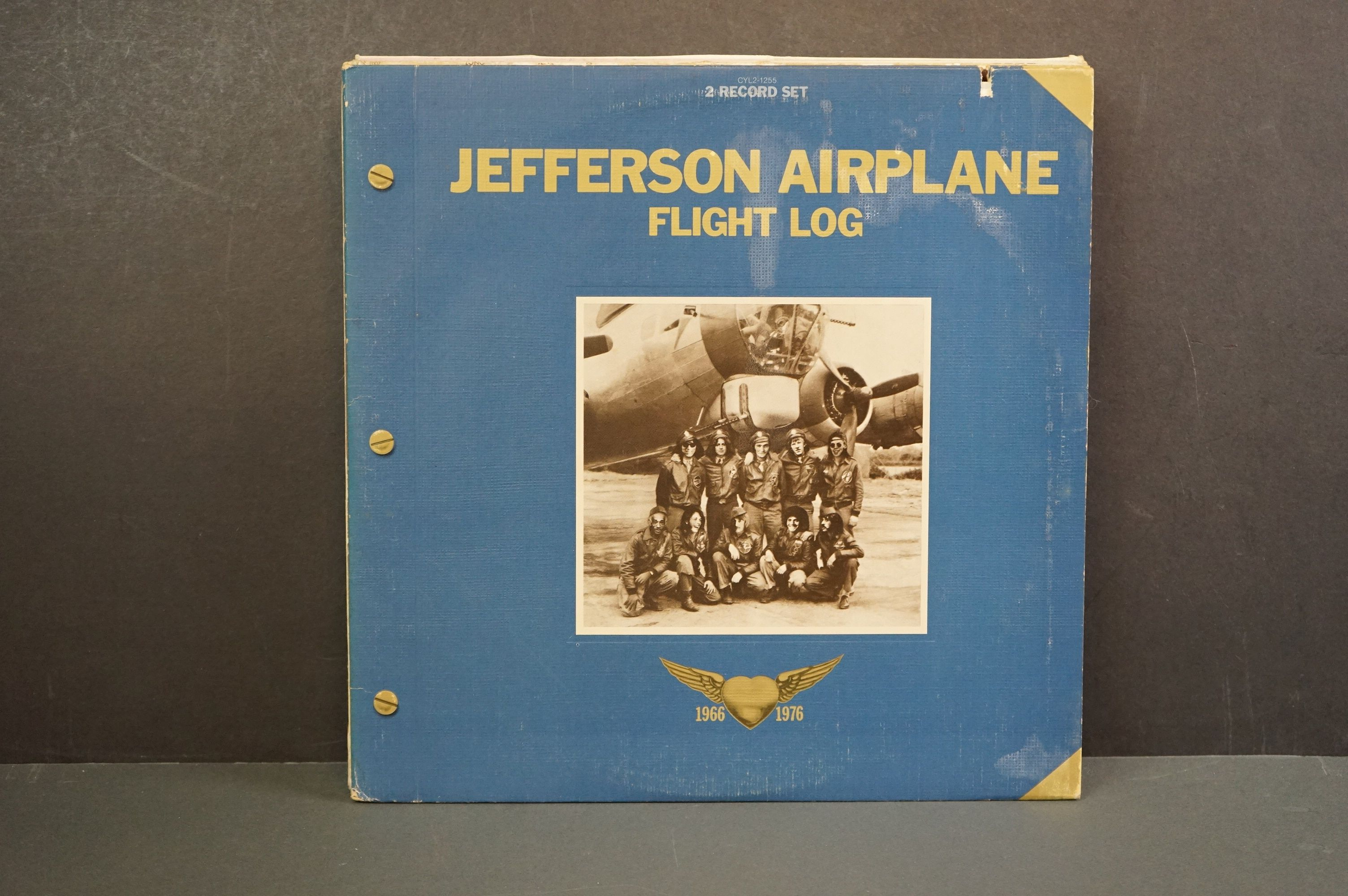 Vinyl - 10 Jefferson Airplane LPs to include Surrealistia Pillow / After Bathing at Baxter's (89301) - Image 6 of 16