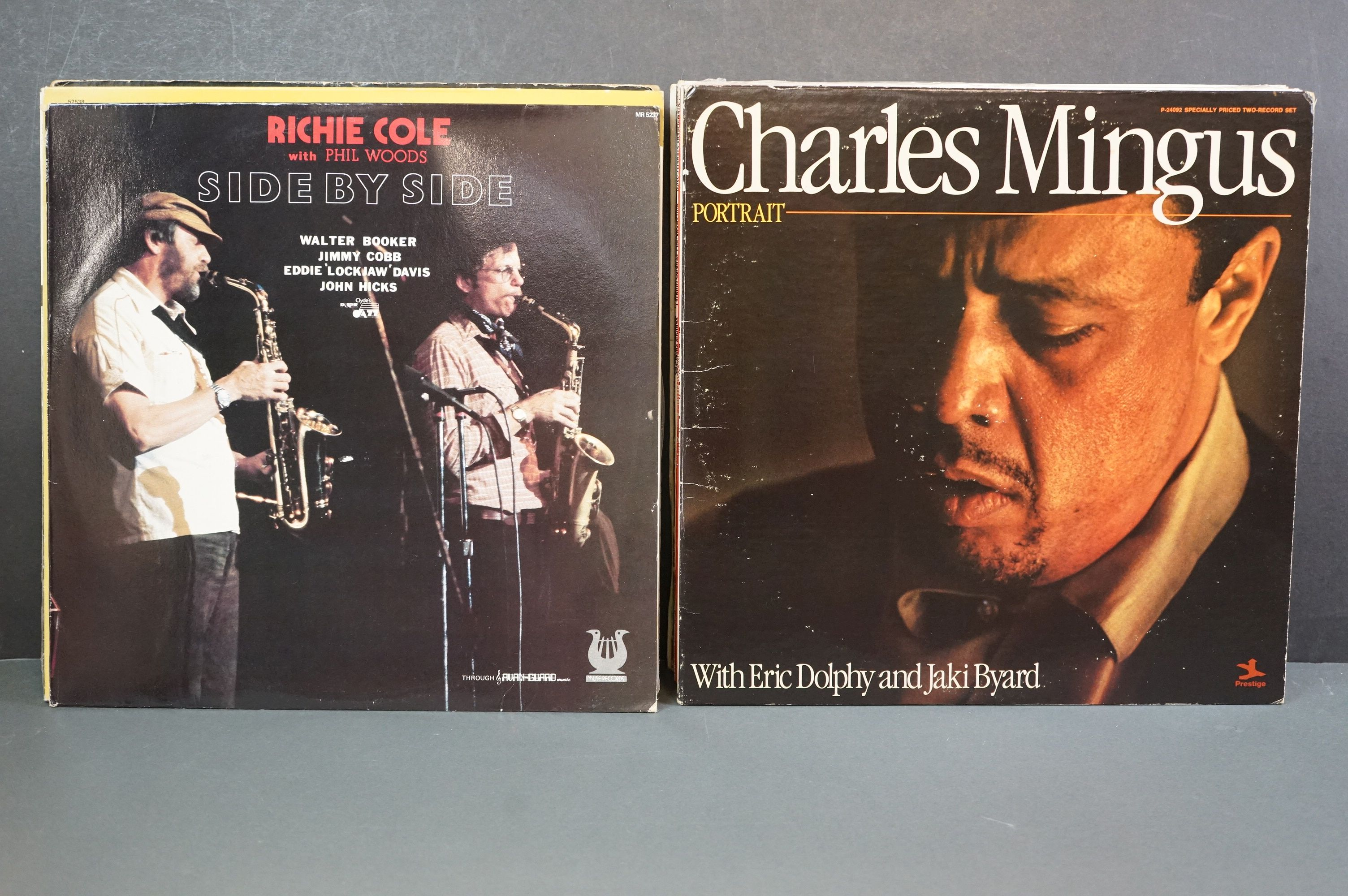 Vinyl - Around 30 Jazz LPs to include Woody Shaw, Ken Collyer, Billie Holiday, Milt Jackson, - Image 10 of 18