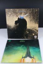 Vinyl - Ramases 2 LP's to include Space Hymns (Vertigo 6360 046) with fold out sleeve & original