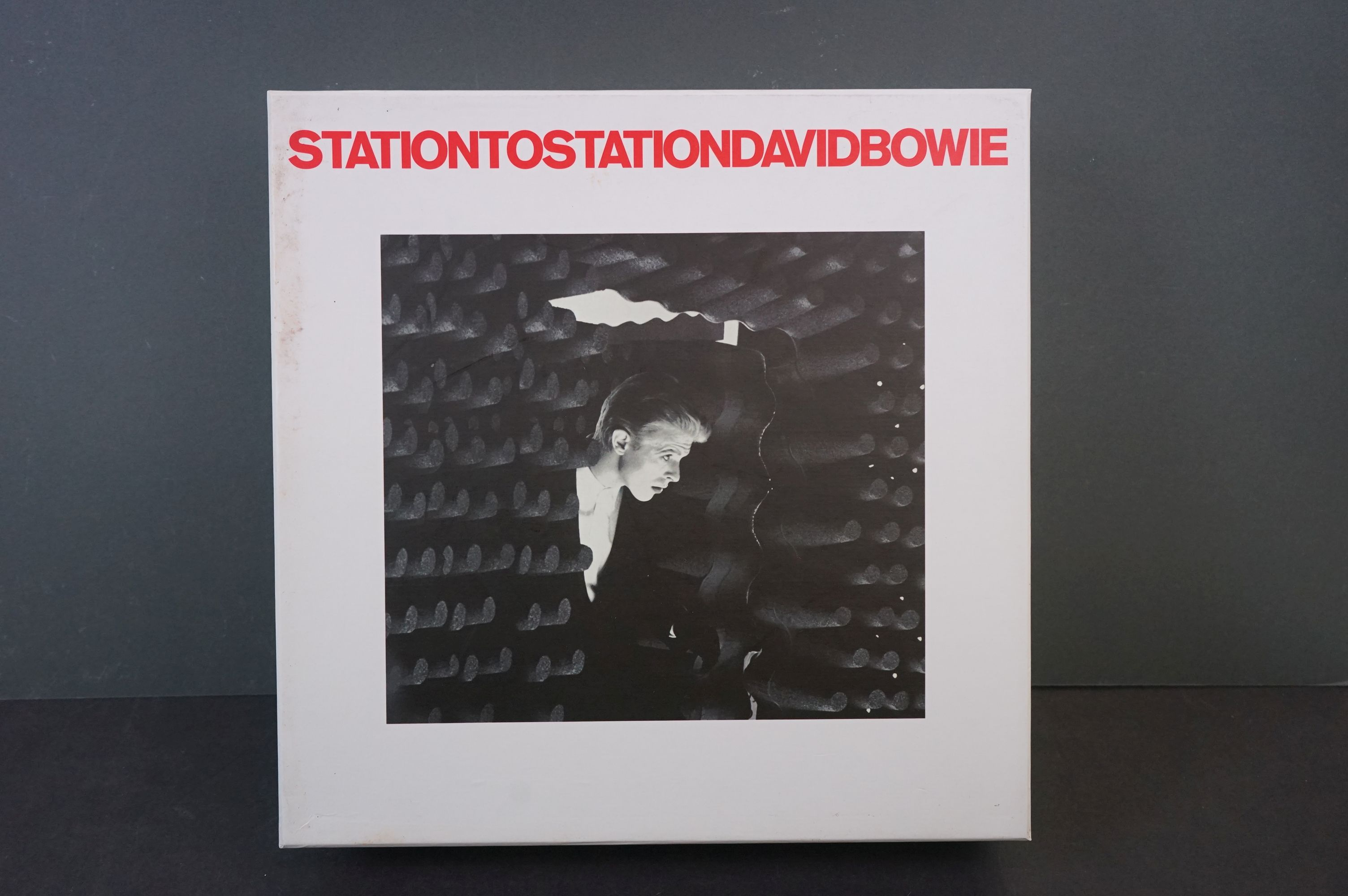 Vinyl / CD / DVD - David Bowie Station To Station Deluxe Box Set, vg