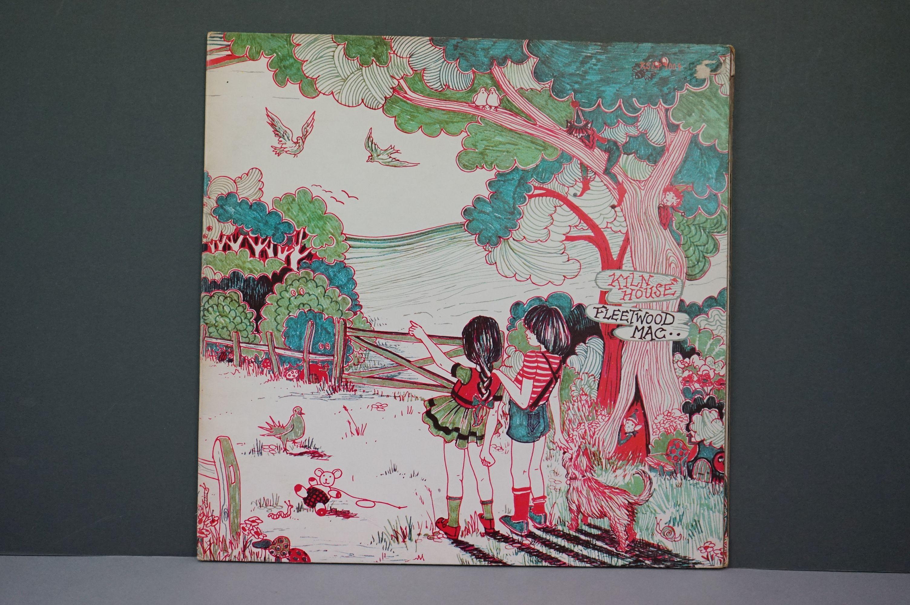 Vinyl - Fleetwood Mac, Kiln House (Reprise RSLP 9004) insert included, sleeve, insert and vinyl vg+