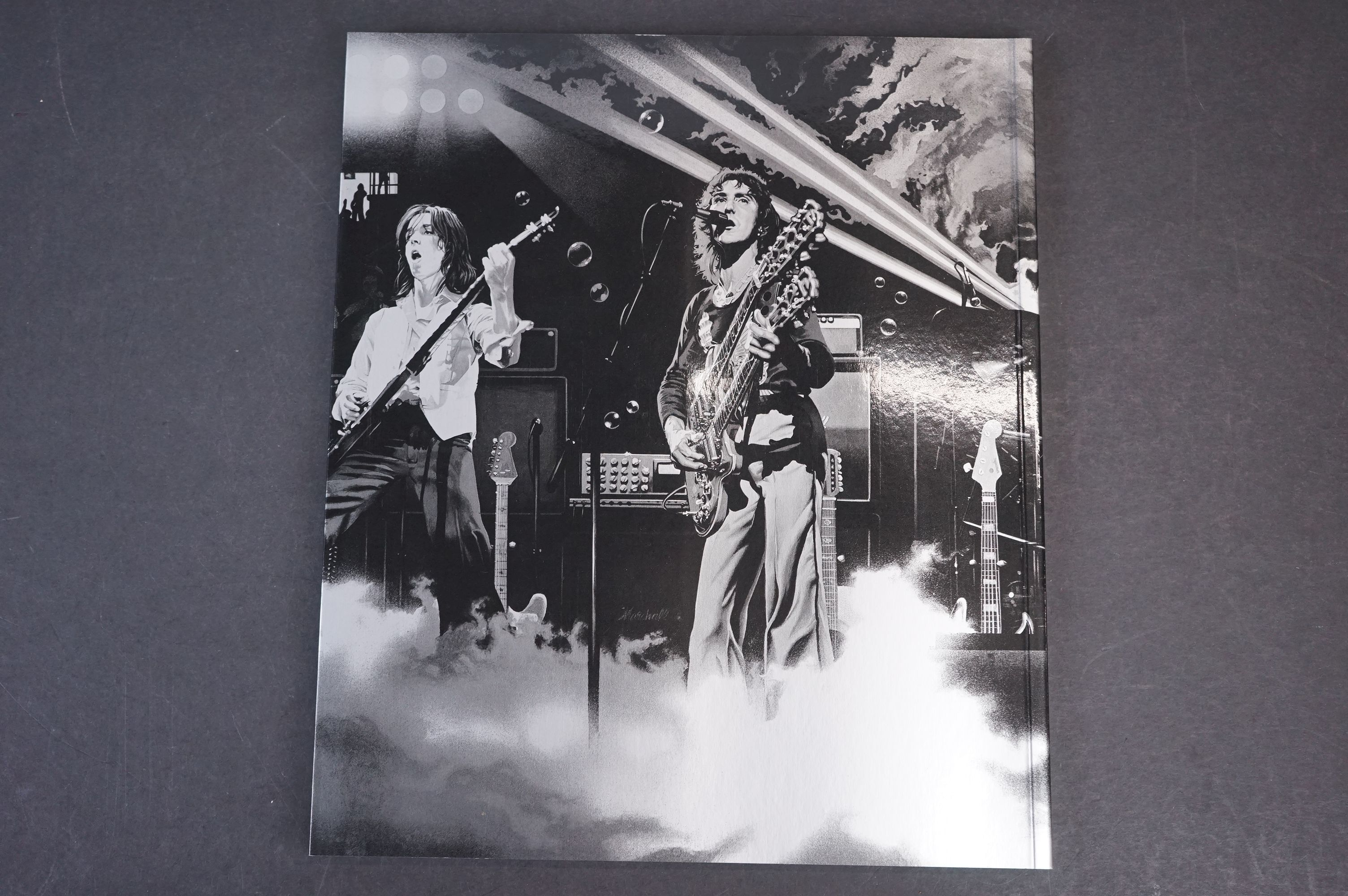 Box Set - Paul McCartney & Wings - Wings Over America numbered box set (03555) deluxe box set, ex - Image 8 of 18