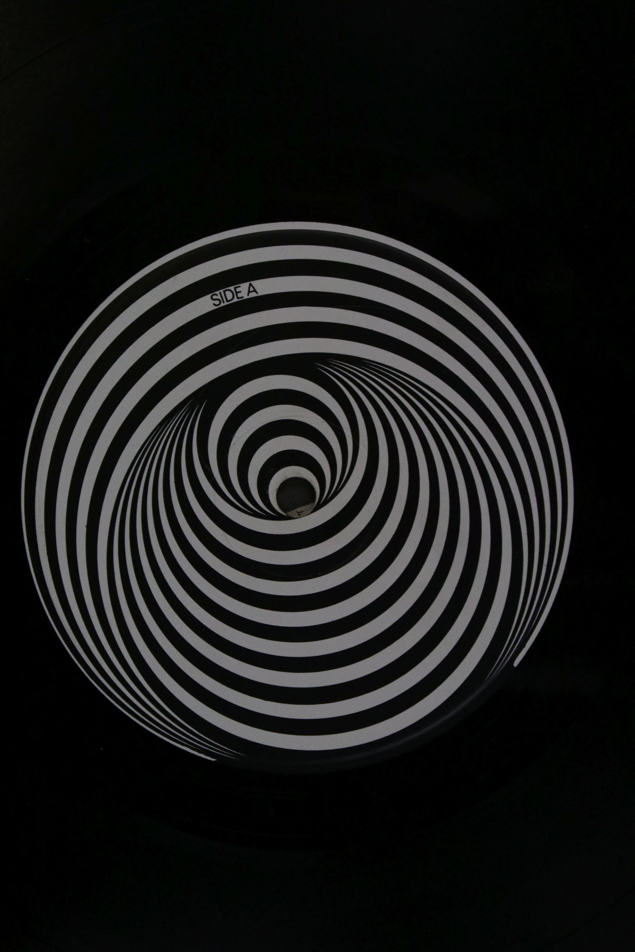 Vinyl - Black Sabbath Masters of Reality LP on Vertigo 6360050, box cover, no poster, Vertigo - Image 4 of 6