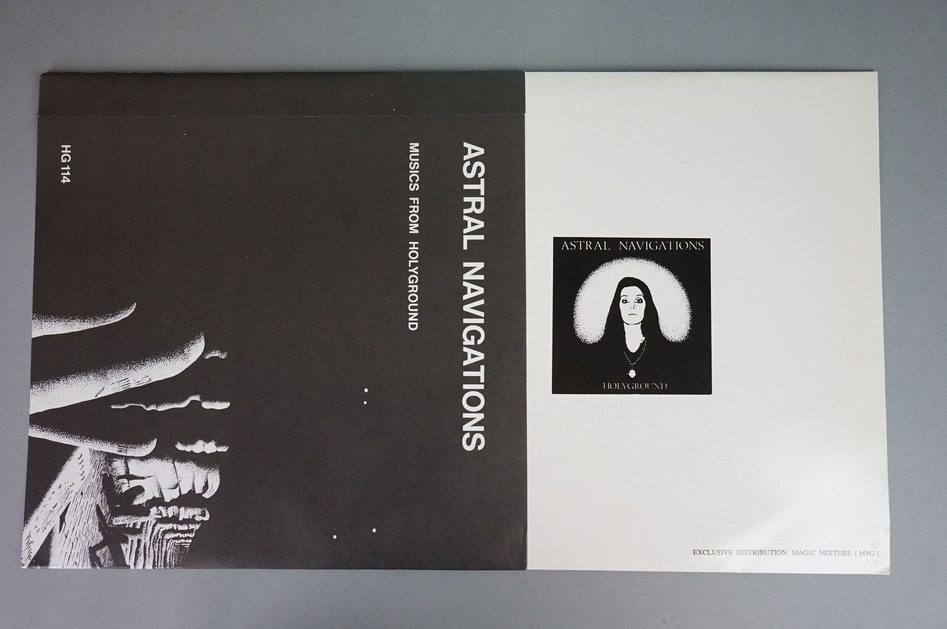 Vinyl - Lightyears Away / Thundermother ?? Astral Navigations (HG 114) numbered Ltd Edition - Image 8 of 12