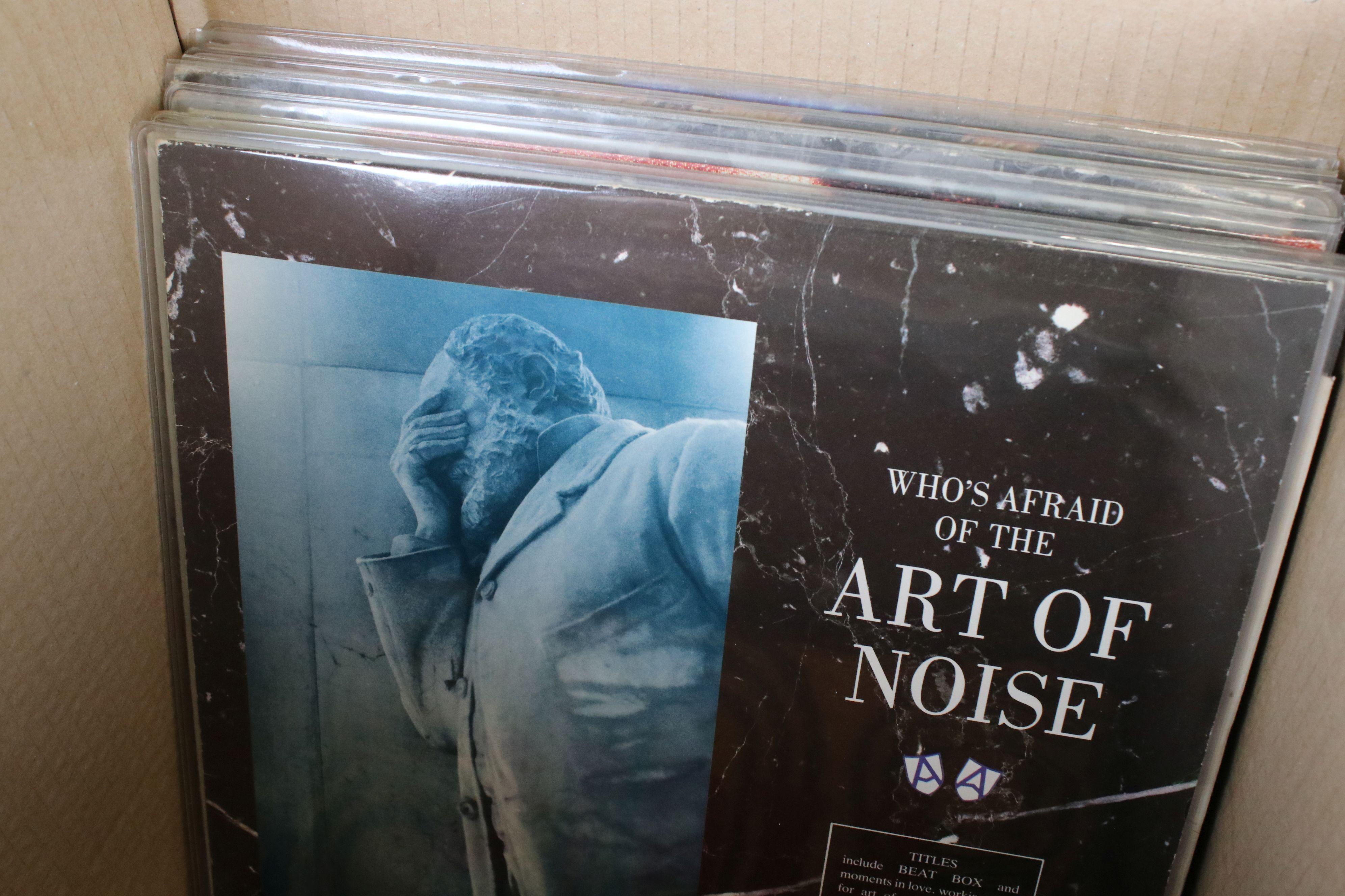 Vinyl - Around 24 Punk, New Wave, Indie LPs to include Gary Numan, Republicas, Blancmange etc, - Image 4 of 9