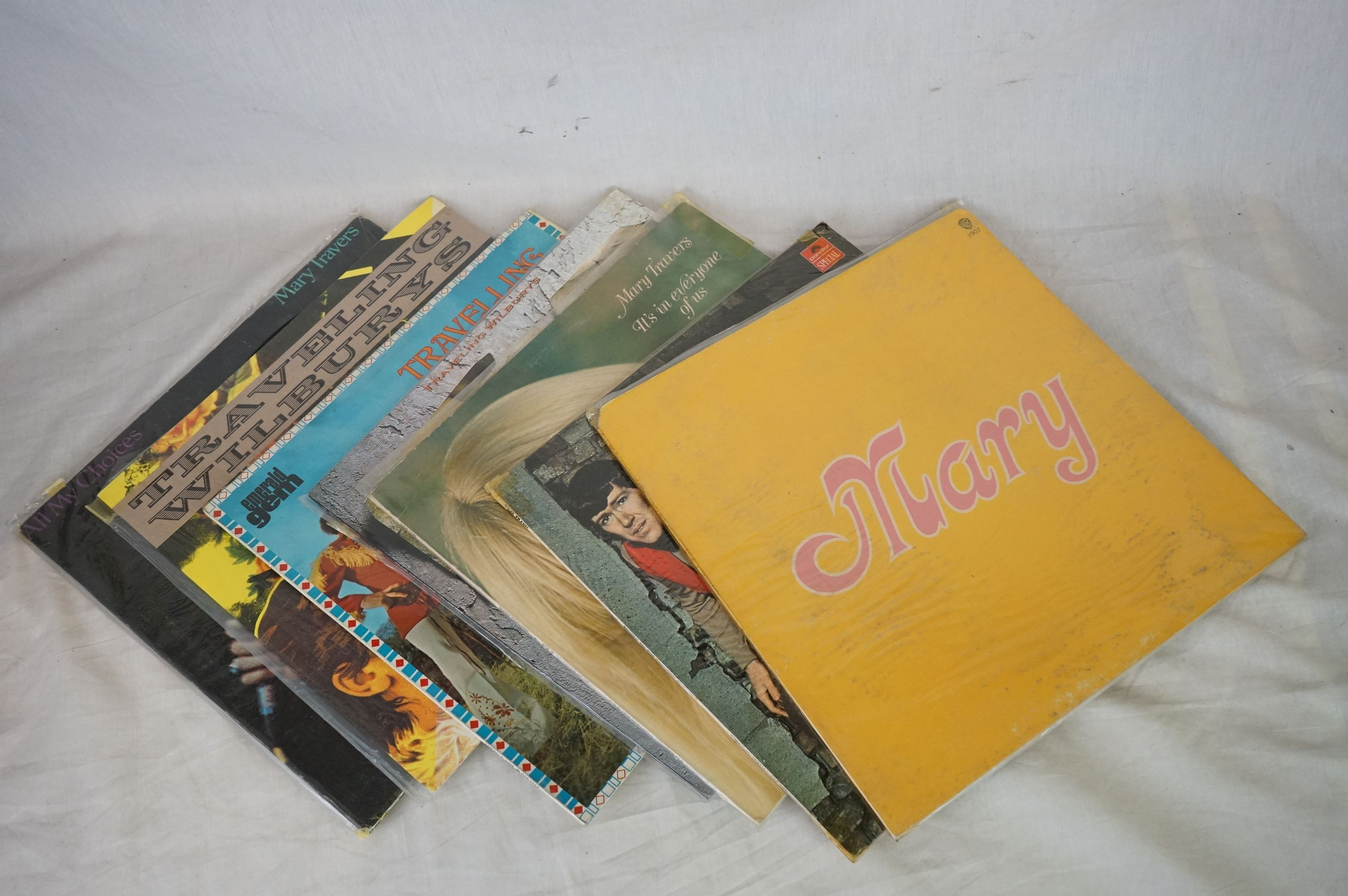 Vinyl - Over 300 LPs to include Country, MOR etc, sleeves and vinyl vg+ (three boxes) - Image 2 of 4