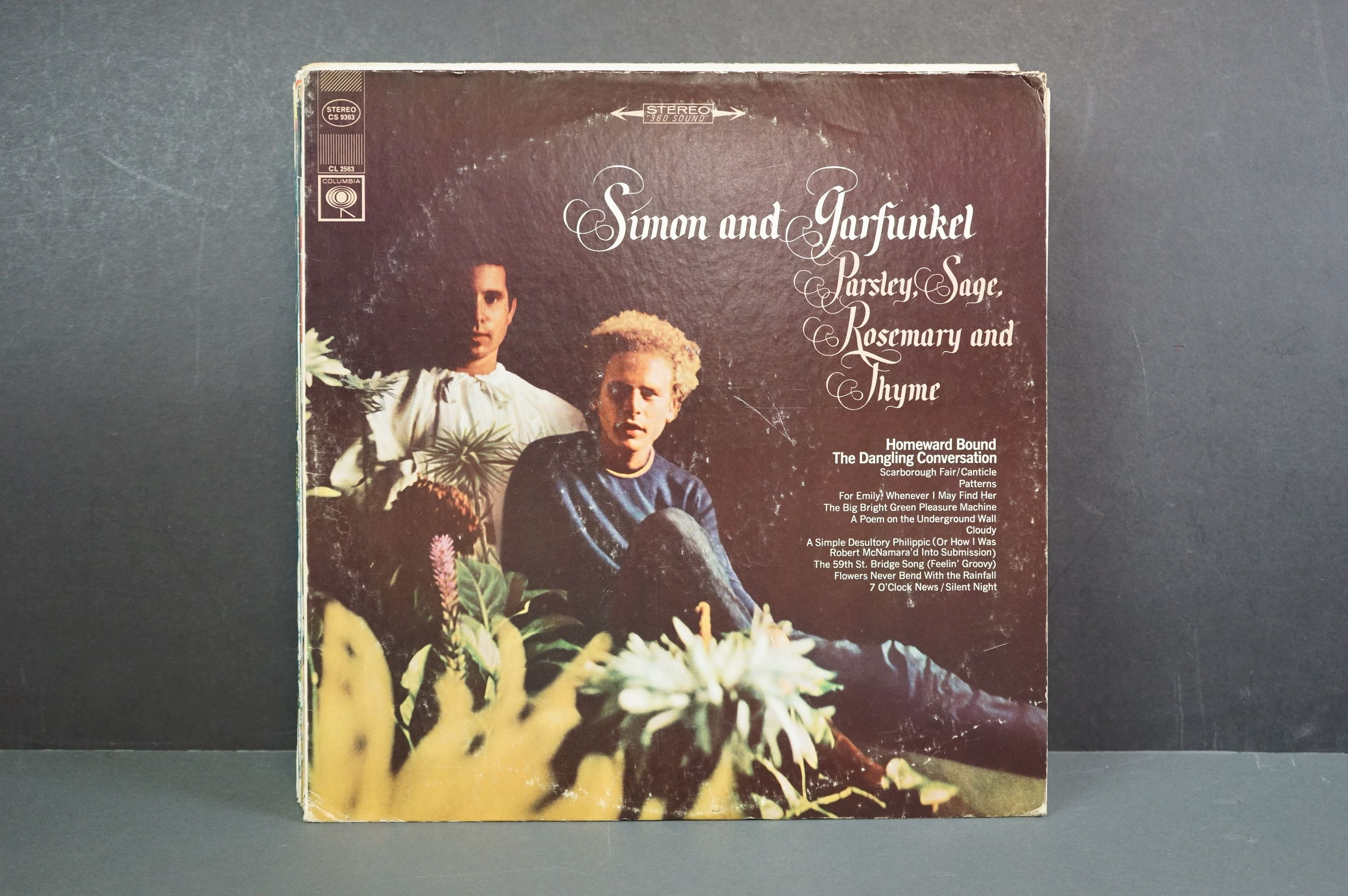 Vinyl - Around 15 Simon & Garfunkel and solo LPs to include Still Crazy After All These Years, - Image 4 of 17