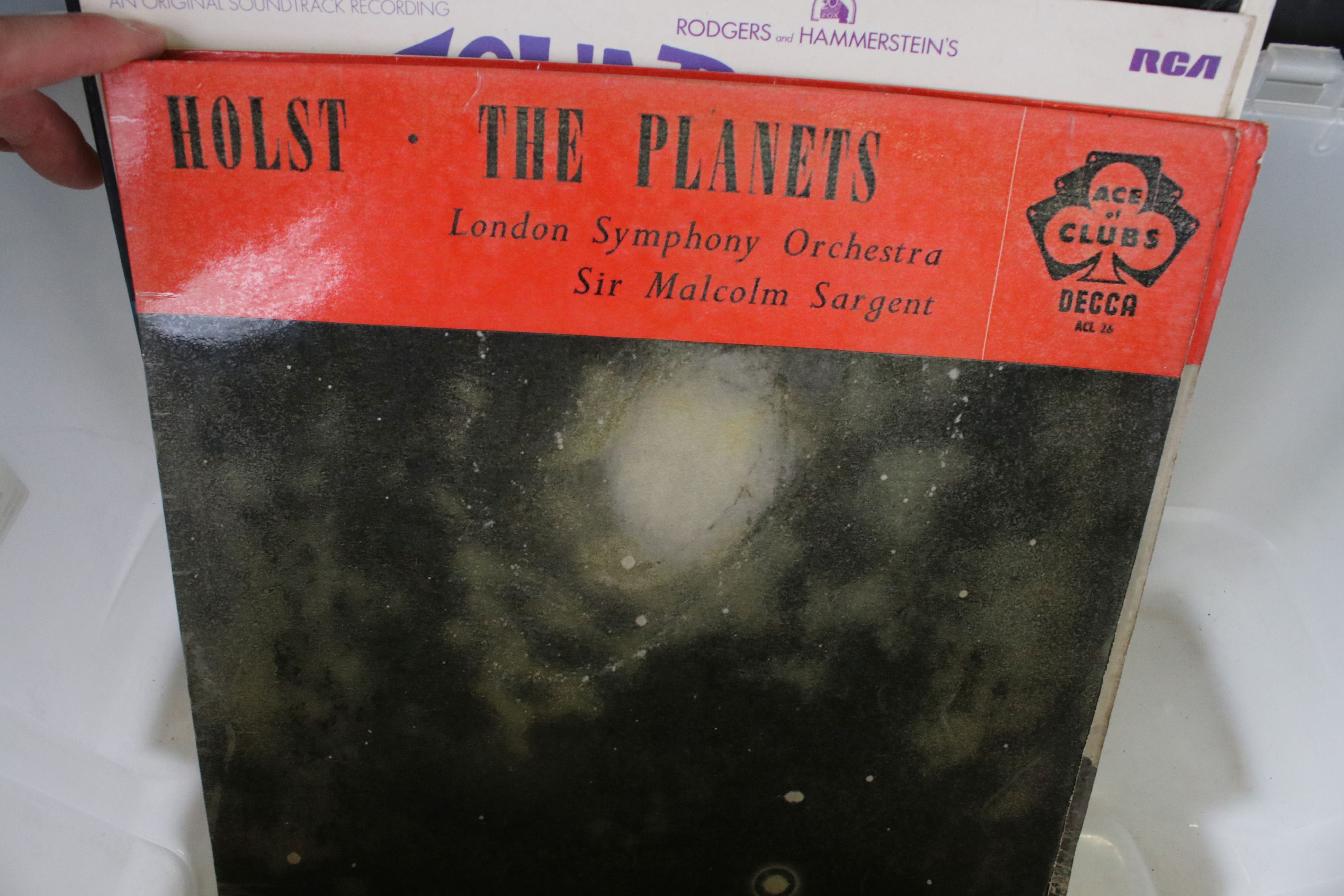 Vinyl - Rock / Pop / Classical - collection of approx 30 LP's to include The Rolling Stones (Spanish - Image 9 of 9