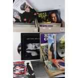 """Vinyl - Collection of over 100 LP's and 12"""" singles spanning genres and decades featuring Joy"""