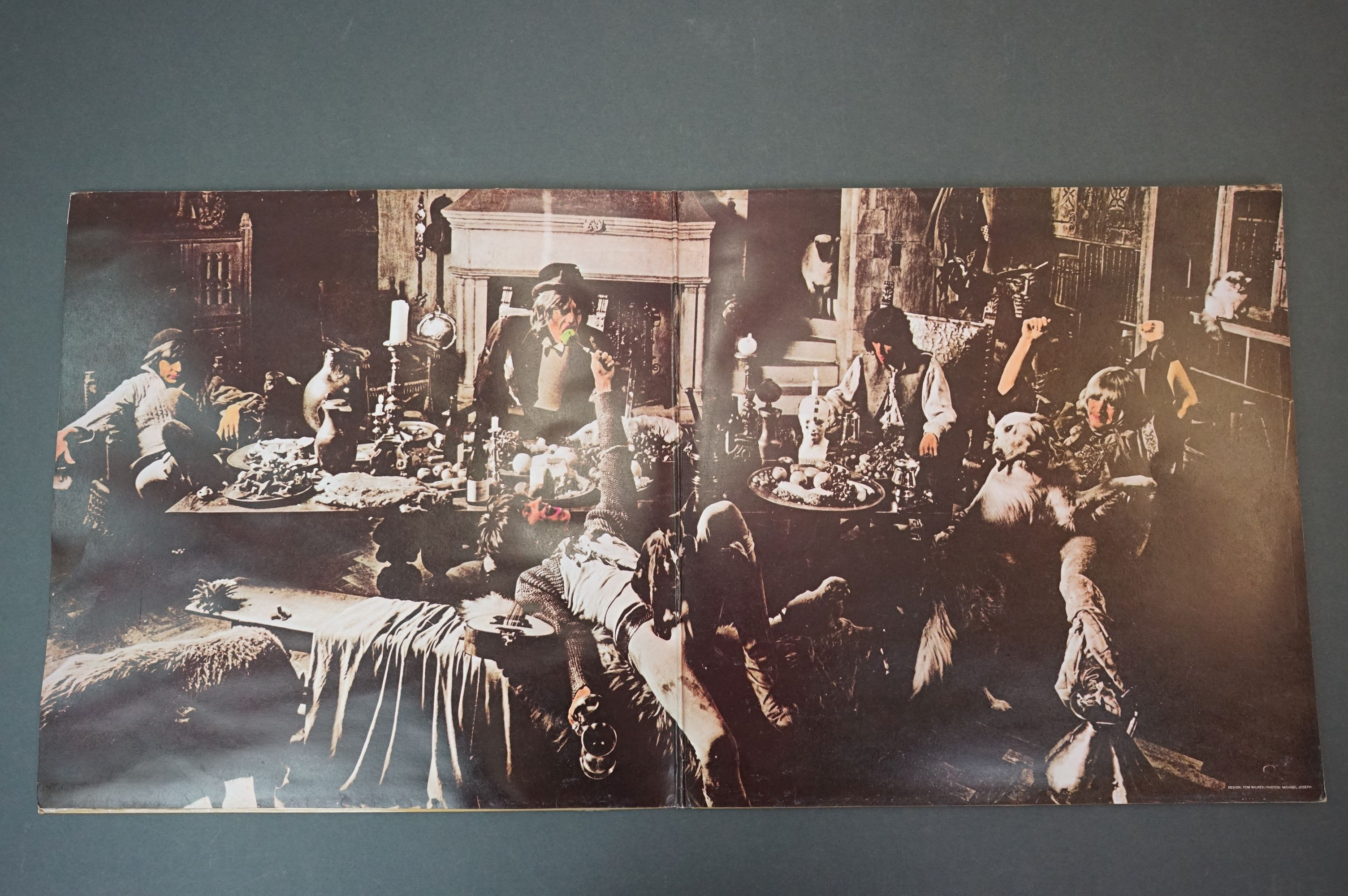Vinyl - Rolling Stones 3 LP's to include Rolled Gold and Self Titled (both Dutch pressings), and - Image 8 of 10