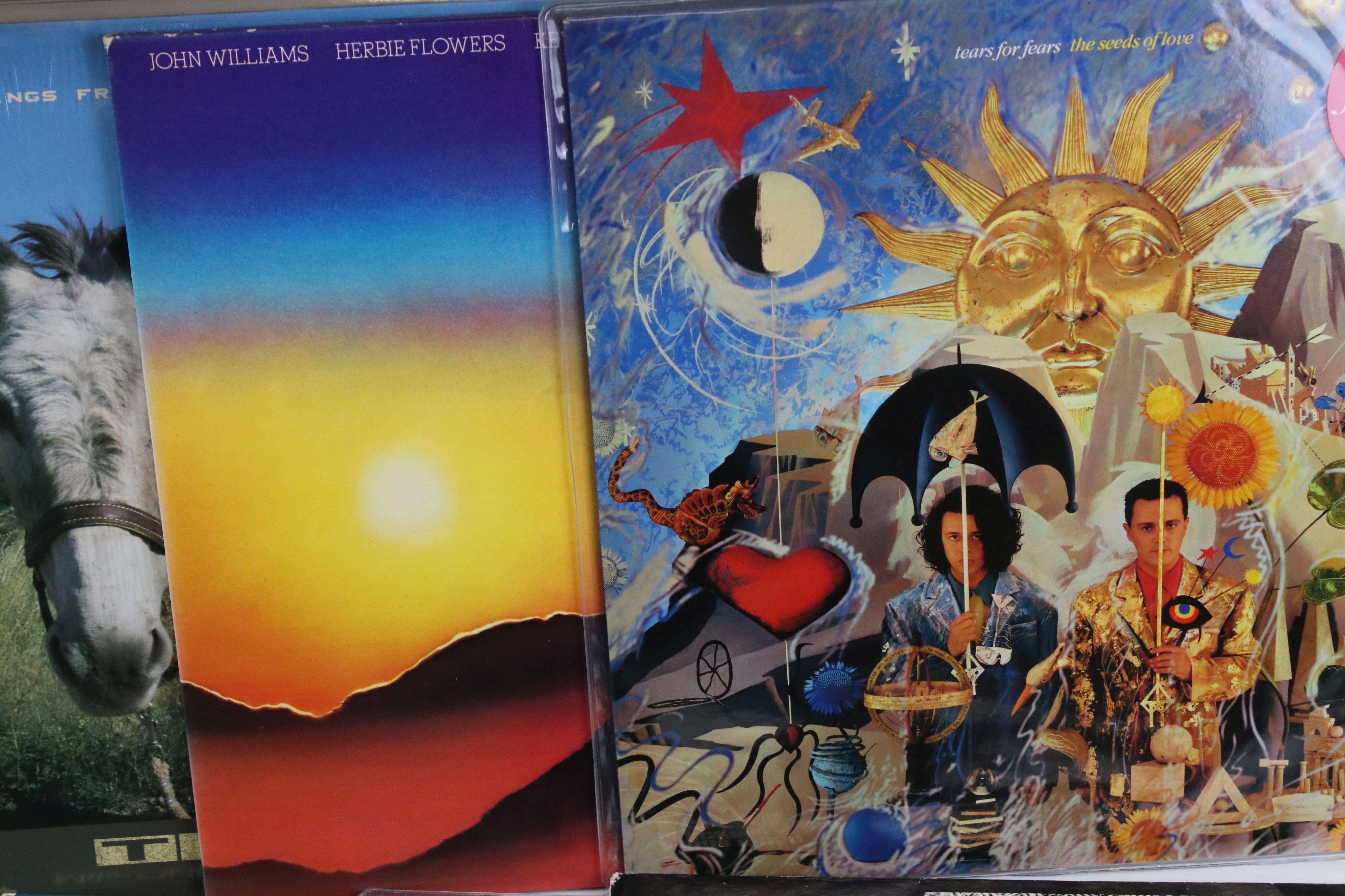 Vinyl - Approx 150 Rock & Pop LP's including Elton John, Fine Young Cannibals, Roxy Music, Sad Cafe, - Image 2 of 5