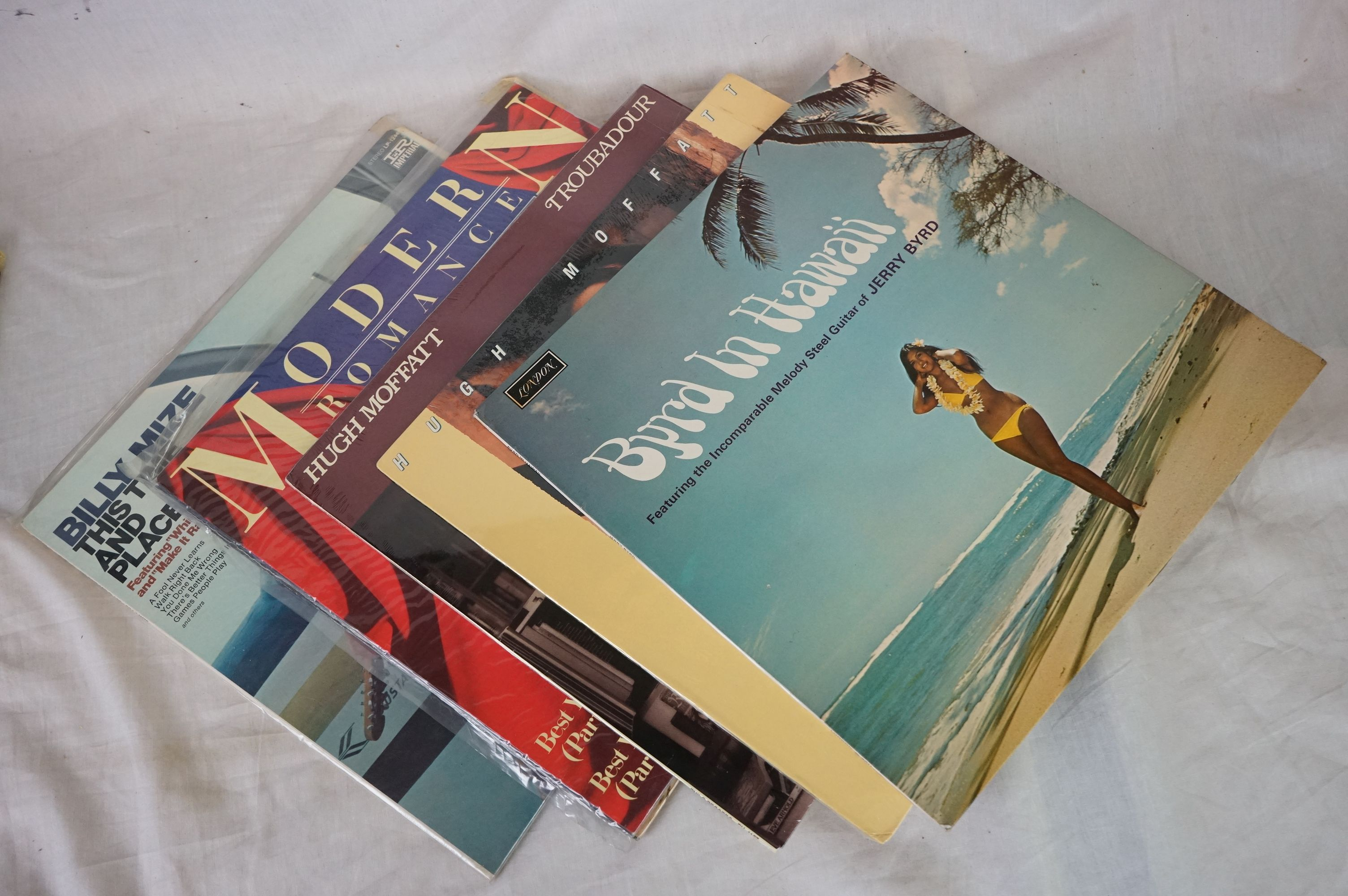 Vinyl - Over 300 LPs to include Country, MOR etc, sleeves and vinyl vg+ (three boxes) - Image 4 of 4