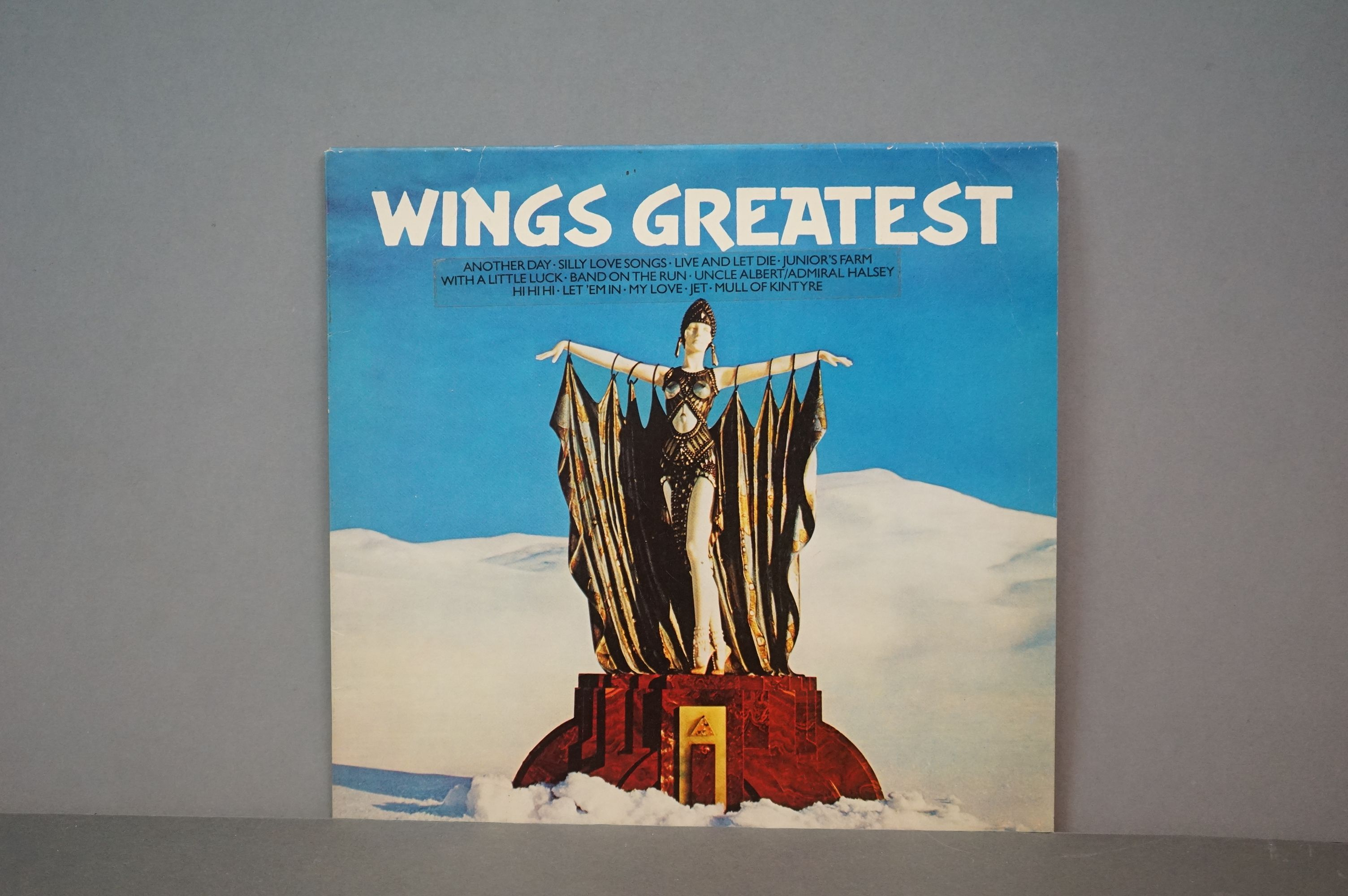 Vinyl - The Beatles and band members LPs to include 1962-1966 and 1967-1970 (black vinyl), Wings - Image 11 of 11