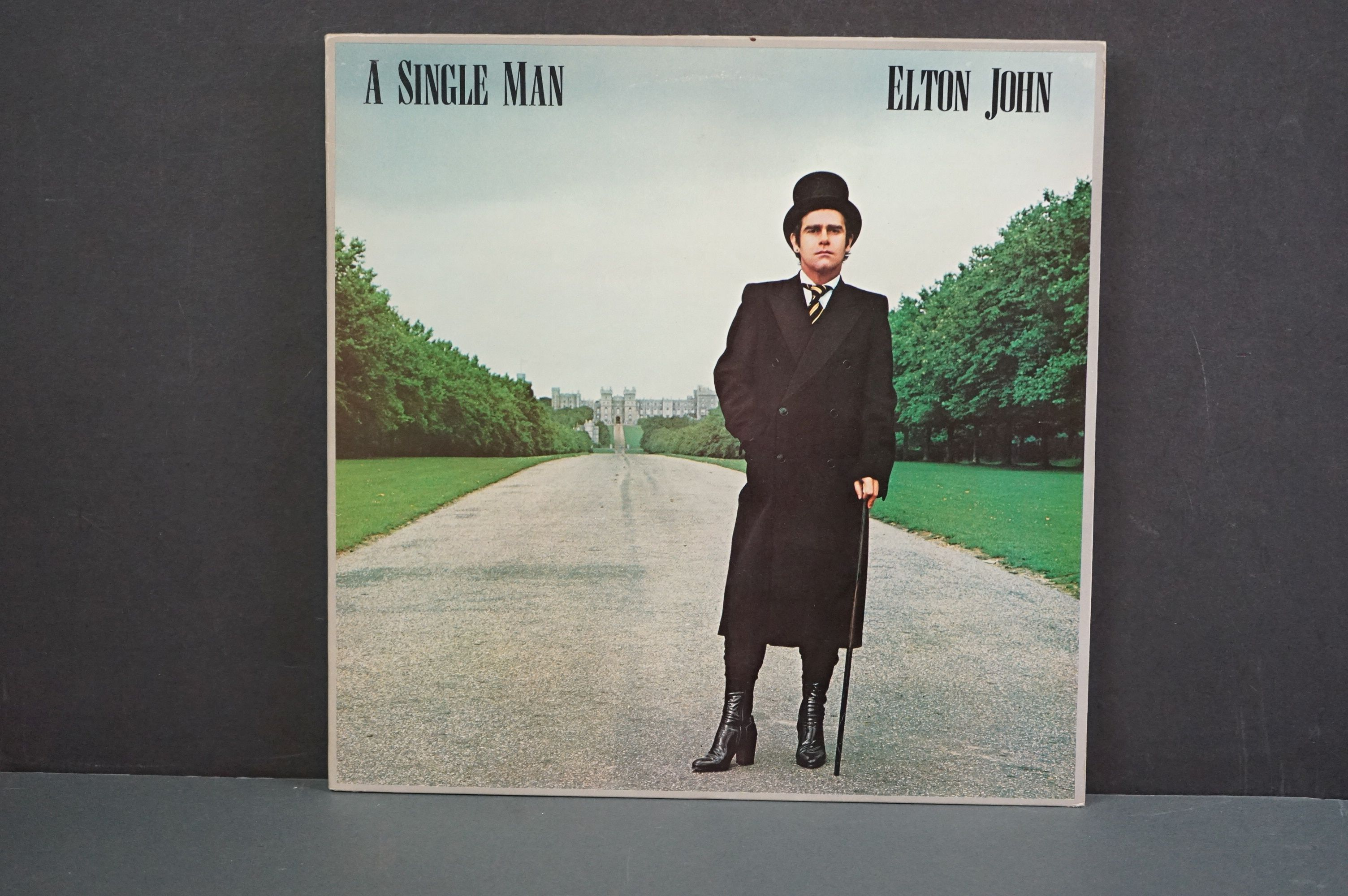 Vinyl - 16 Elton John LPs to include A Single Man, Blue Moves, Greatest Hits, Goodbye Yellow Brick - Image 15 of 16