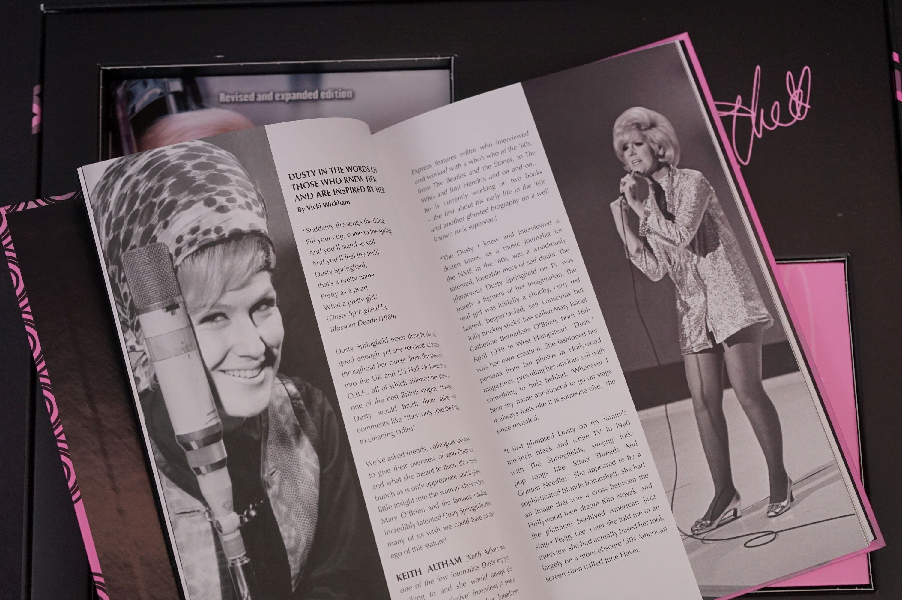 CD / DVD - Dusty Springfield Goin' Back The Definitive Box Set, ltd edn number 00128, ex with some - Image 5 of 8