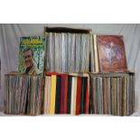 Vinyl & Box Sets - Around 300 LPs plus 16 Box Sets to include Pop, Country, MOR etc, sleeves and