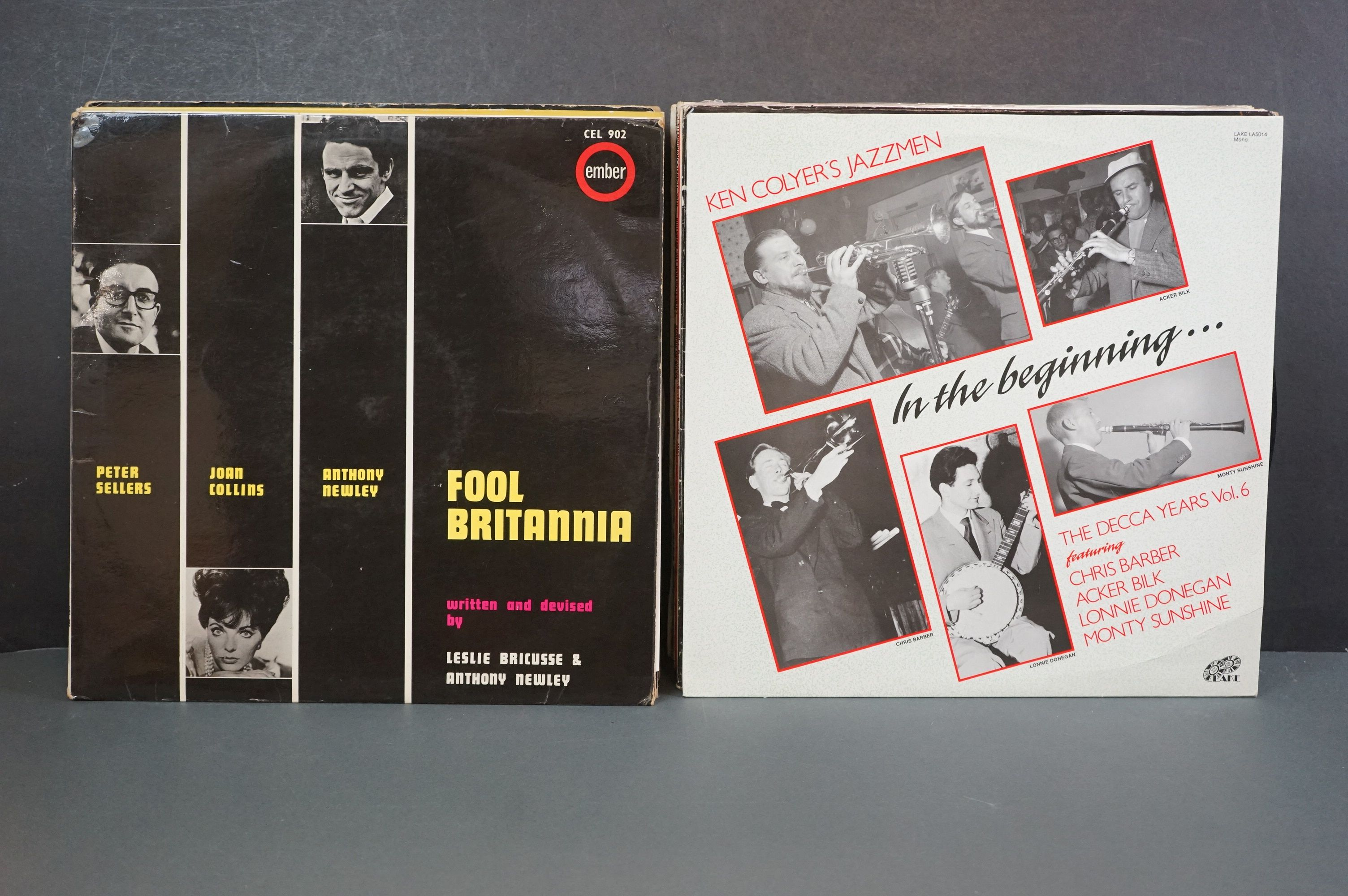 Vinyl - Around 30 Jazz LPs to include Woody Shaw, Ken Collyer, Billie Holiday, Milt Jackson, - Image 8 of 18