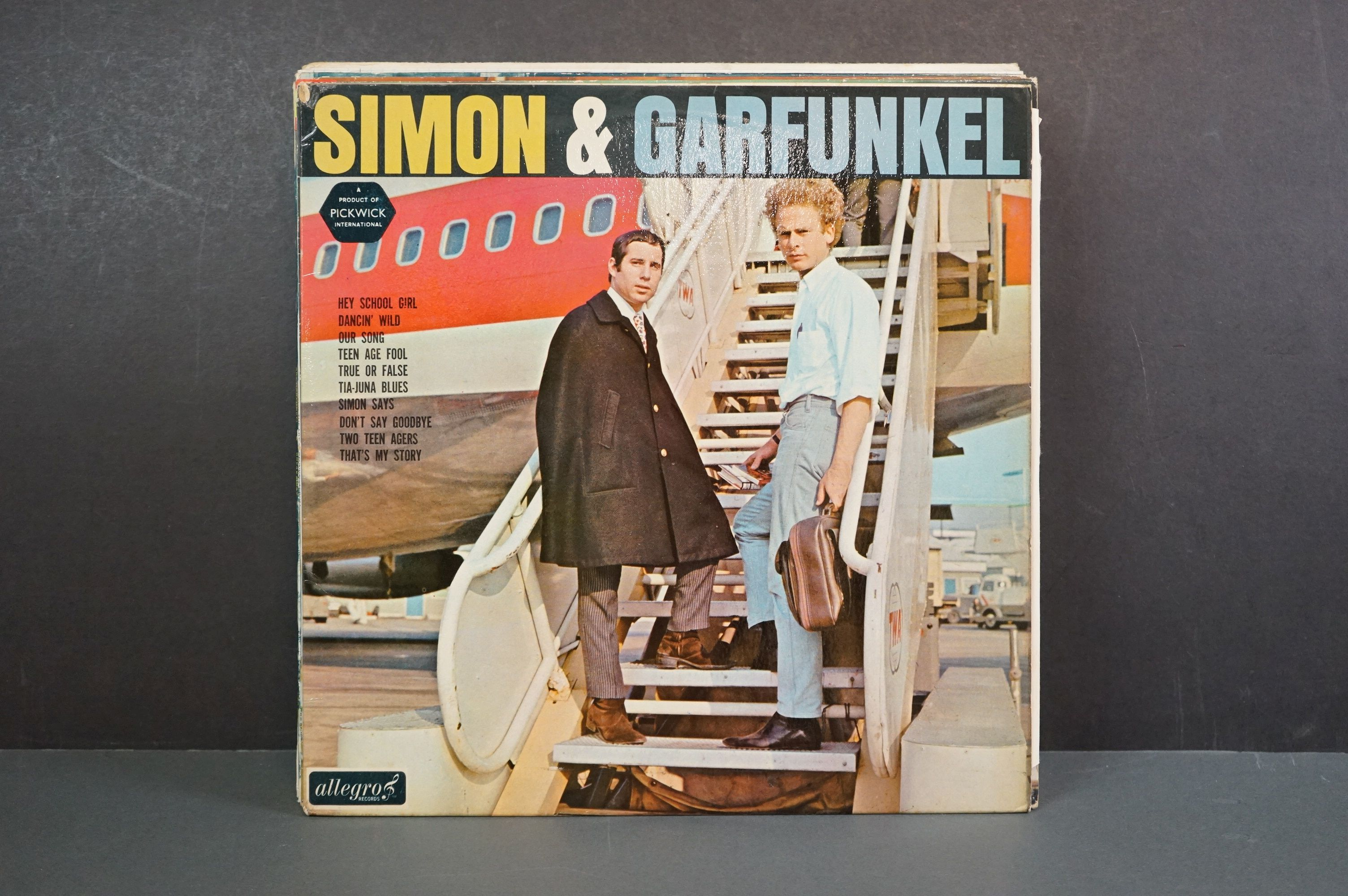 Vinyl - Around 15 Simon & Garfunkel and solo LPs to include Still Crazy After All These Years, - Image 5 of 17