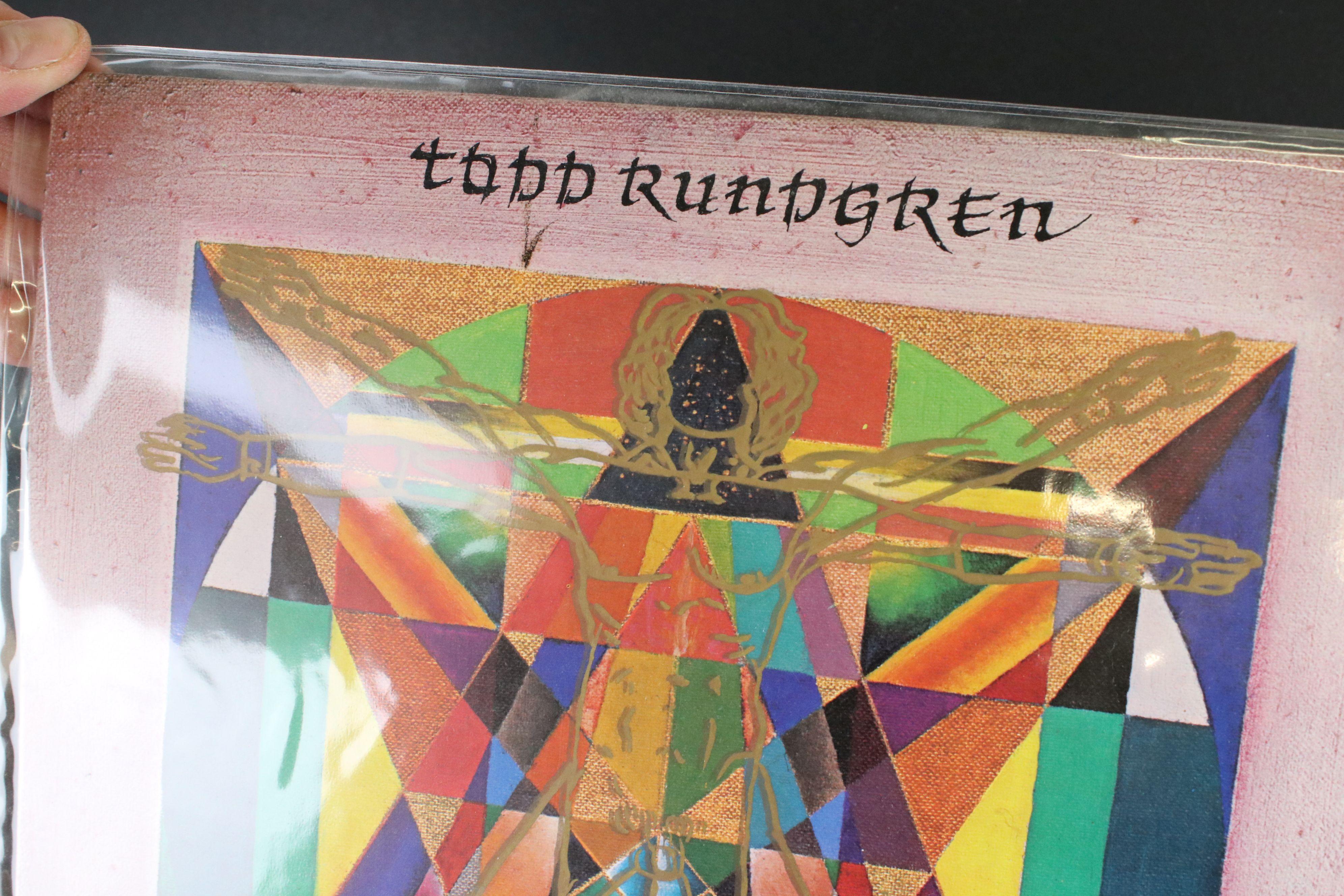 Vinyl - Around 65 US Rock LPs to include Rush, Todd Rundgren, Kiss, Steeley Dan, Lone Star etc, - Image 2 of 9