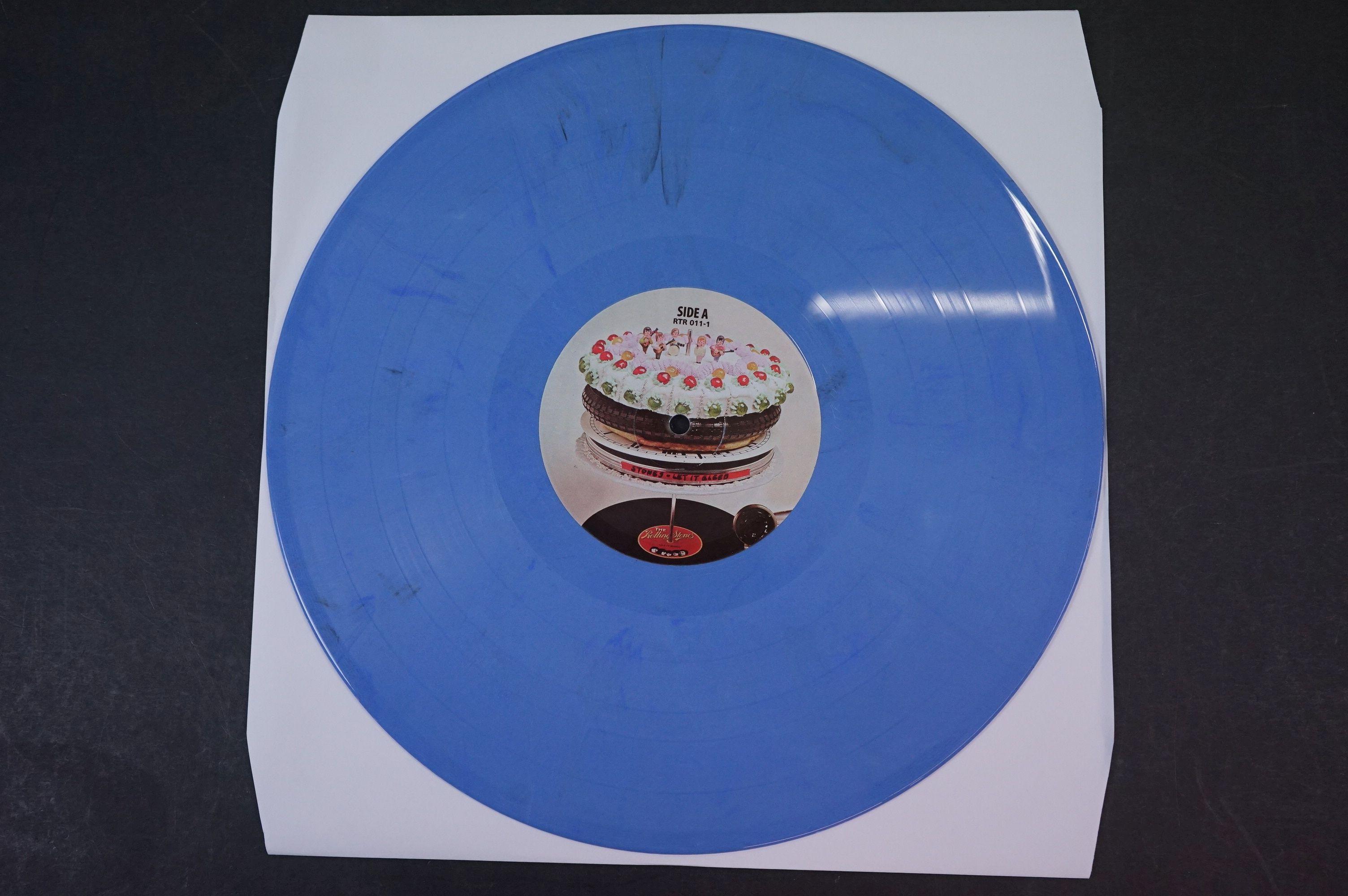 Vinyl - ltd edn The Real Alternate Album Rolling Stones Let It Bleed 3 LP / 2 CD Box Set RTR011, - Image 5 of 9