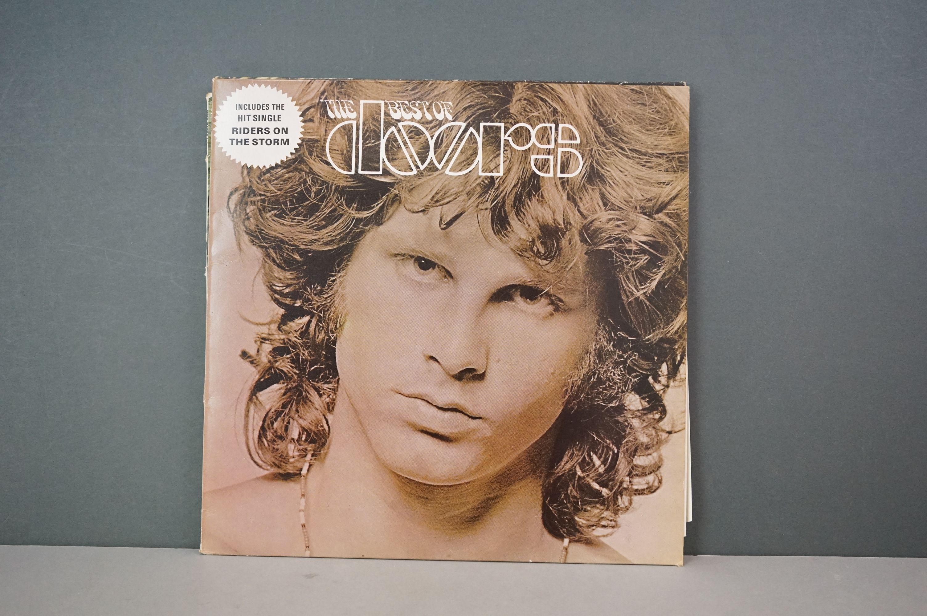 Vinyl - Sixteen The Doors vinyl LP's to include Waiting For The Sun (Elektra Records EKS 74024), The - Image 14 of 17
