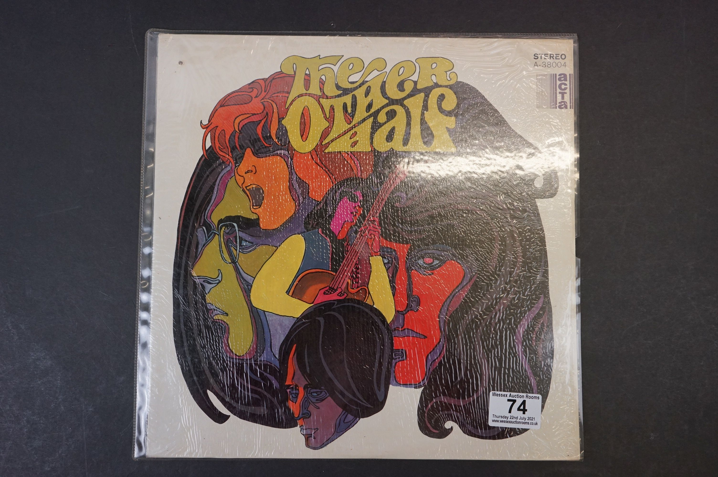 Vinyl - Psych / Garage - The Other Half - The Other Half, 1968 US, Acta Records, Randy Holden?s
