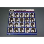 Vinyl - The Beatles A Hard Day's Night (PMC 1230) The Parlophone Co Ltd and Sold In UK plus KT tax