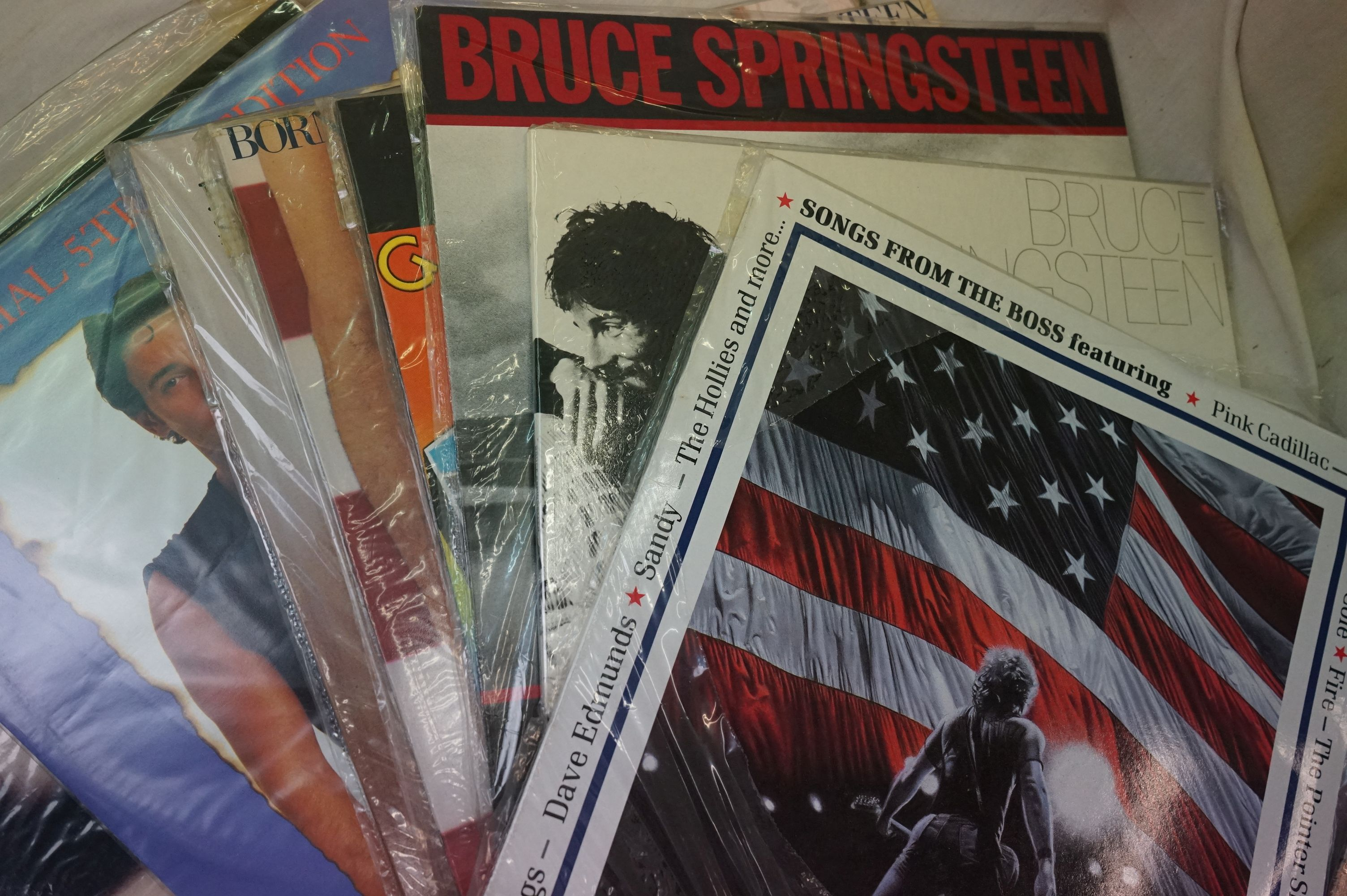 Vinyl - 220 LPs to include Pop, Rock, Easy Listening etc, sleeves and vinyl vg+ (two boxes) - Image 5 of 5