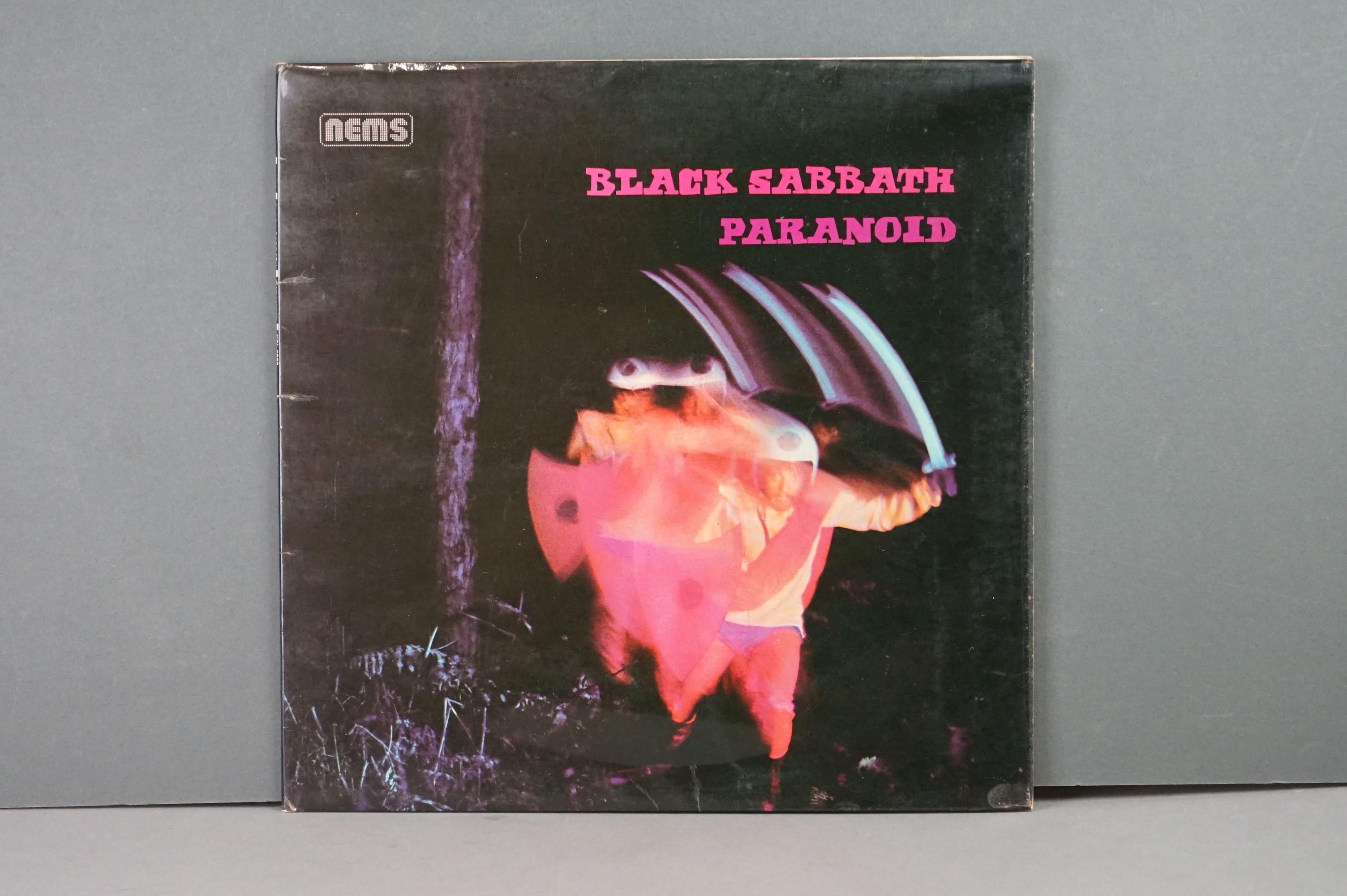 Vinyl - Twelve Black Sabbath vinyl LP's to include Technical Ecstasy (Vertigo Records PRICE 40), - Image 17 of 17