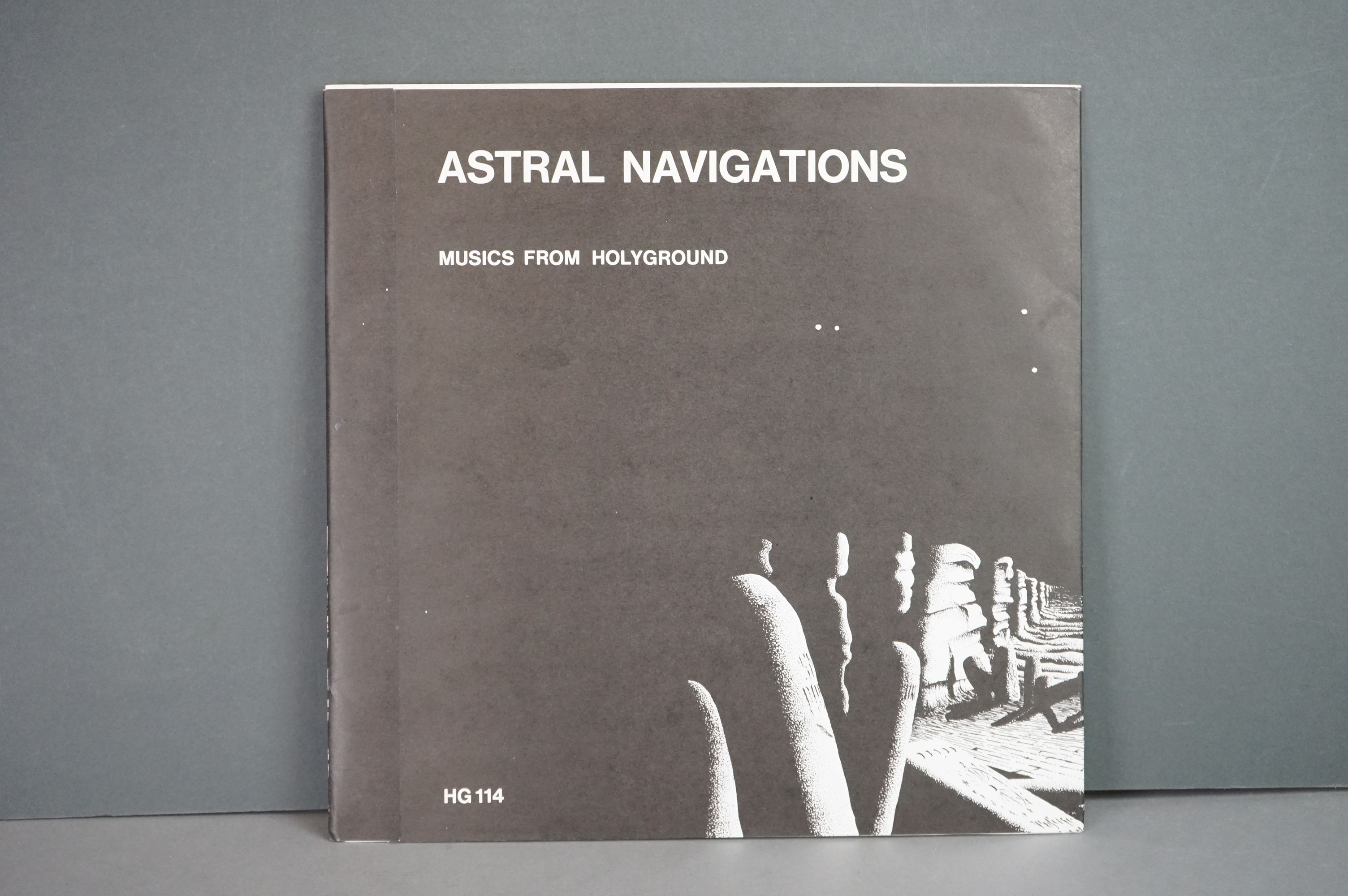 Vinyl - Lightyears Away / Thundermother ?? Astral Navigations (HG 114) numbered Ltd Edition