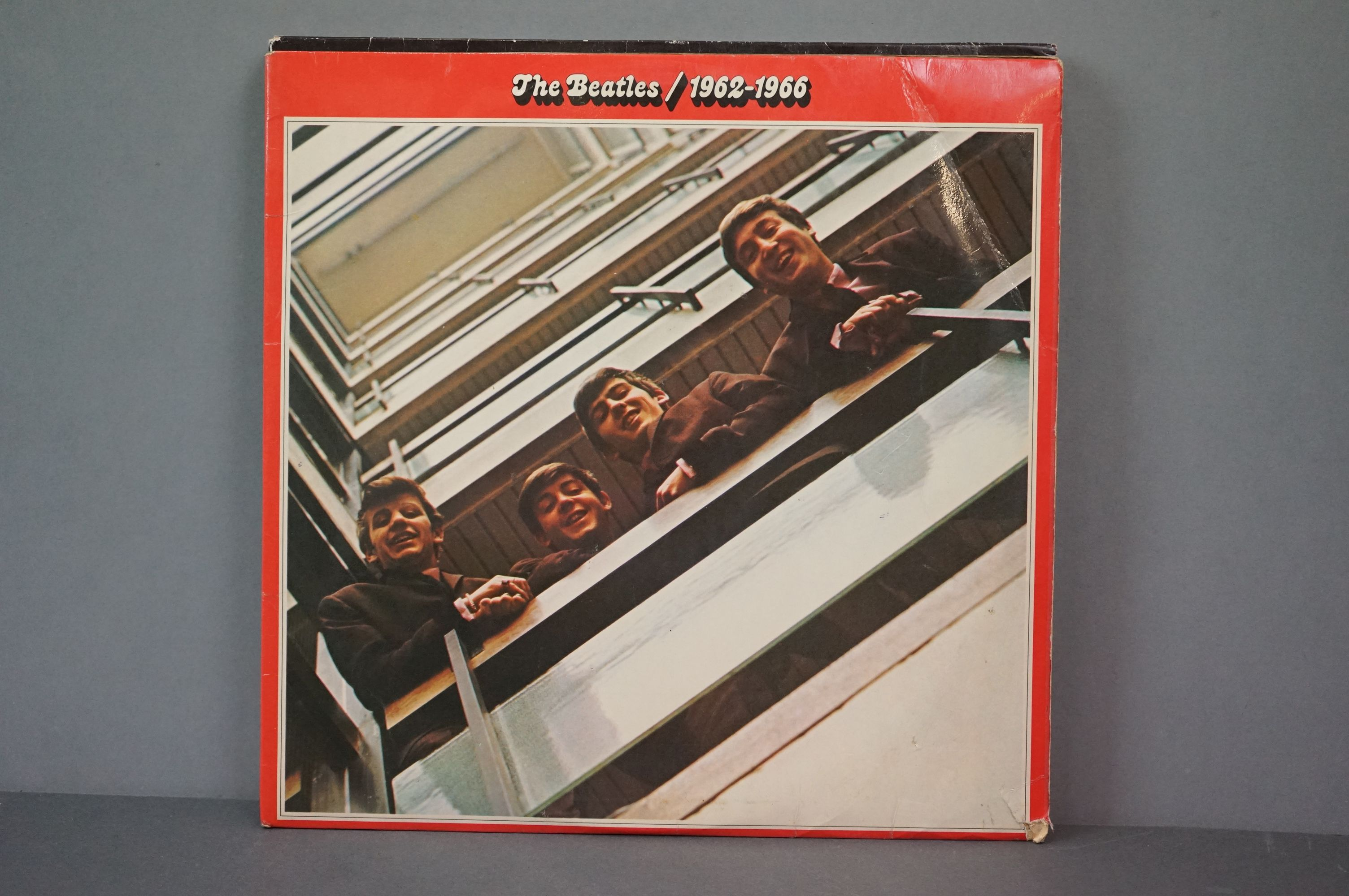 Vinyl - The Beatles and band members LPs to include 1962-1966 and 1967-1970 (black vinyl), Wings - Image 6 of 11