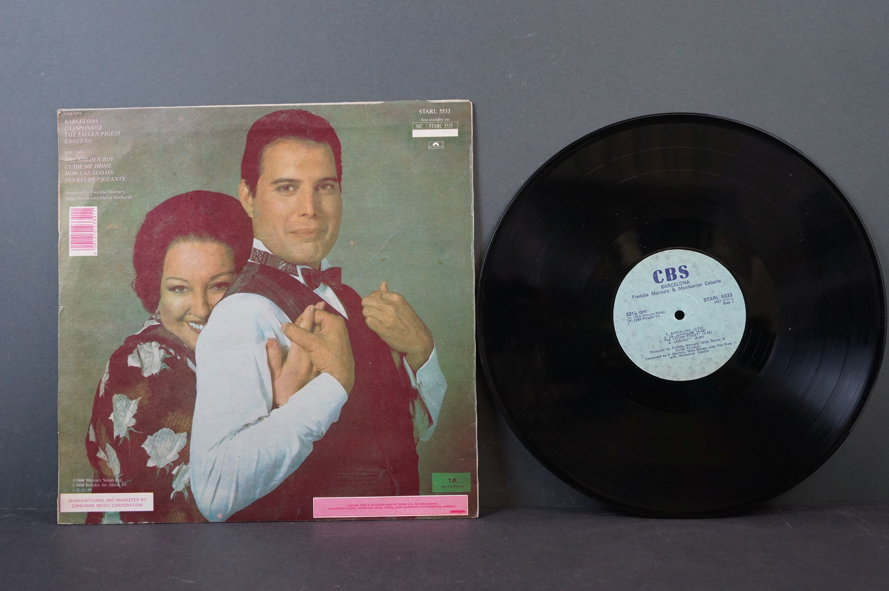 Vinyl - Psych / Rock / Garage - Four scarce African Pressing original albums to include Nazz - - Image 9 of 9