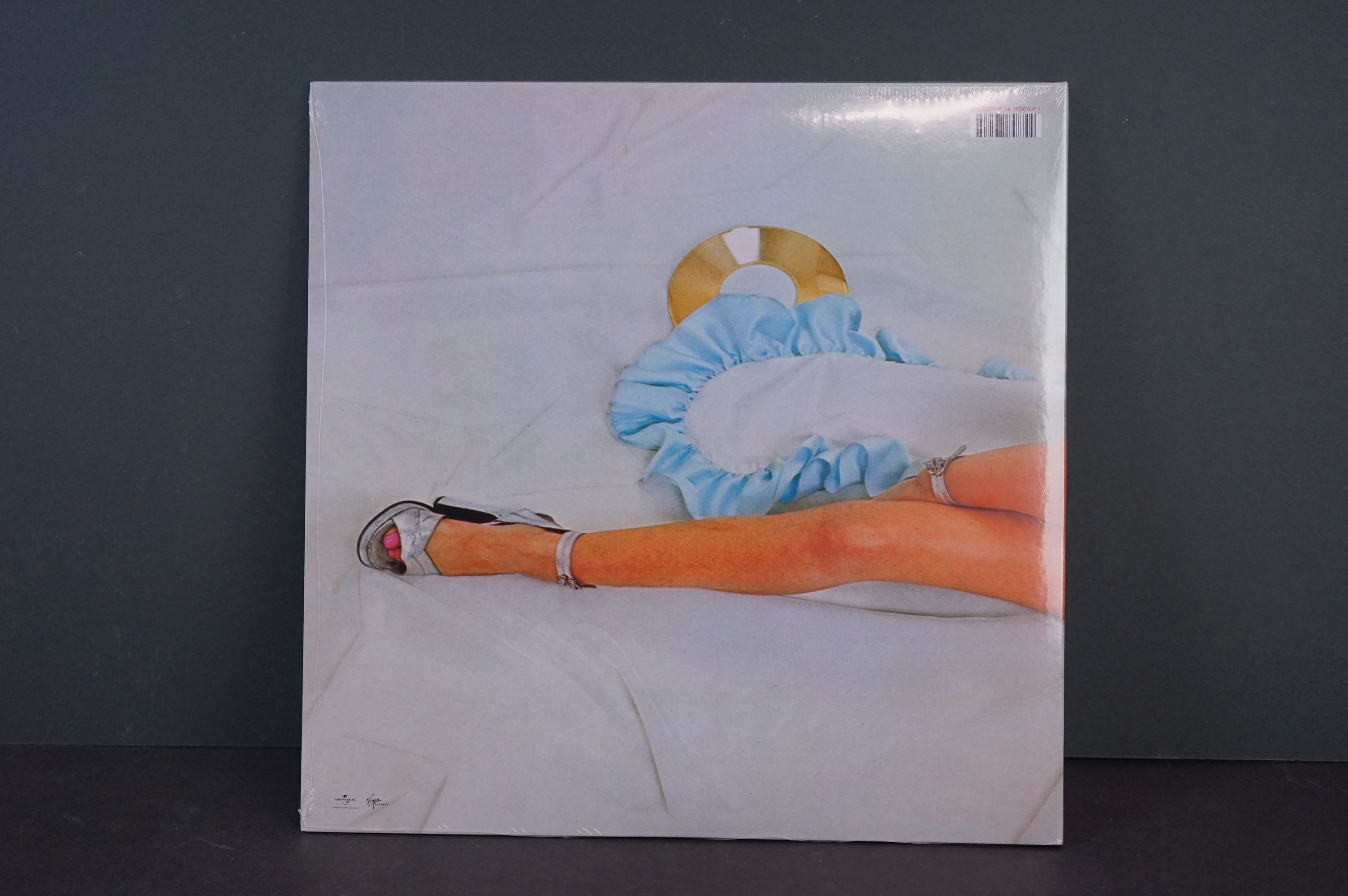 Vinyl - Roxy Music self titled LP re-issue ROXYLP1 0602537848744, sealed - Image 2 of 2
