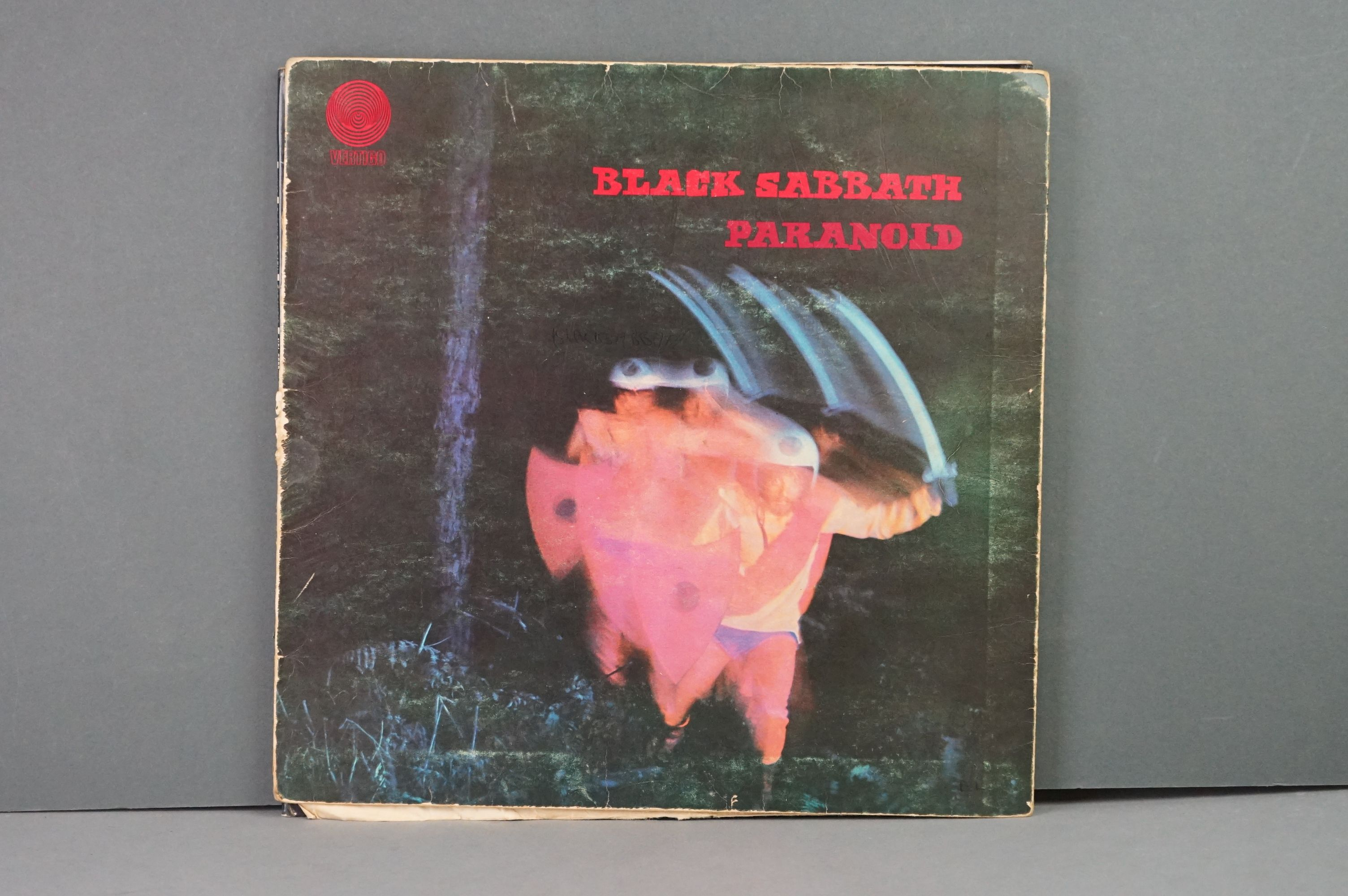 Vinyl - Twelve Black Sabbath vinyl LP's to include Technical Ecstasy (Vertigo Records PRICE 40), - Image 15 of 17