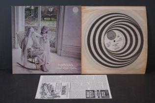 Vinyl - Nirvana Local Anaesthetic LP on Vertigo VO 6360031 gatefold sleeve, swirl logo, swirl