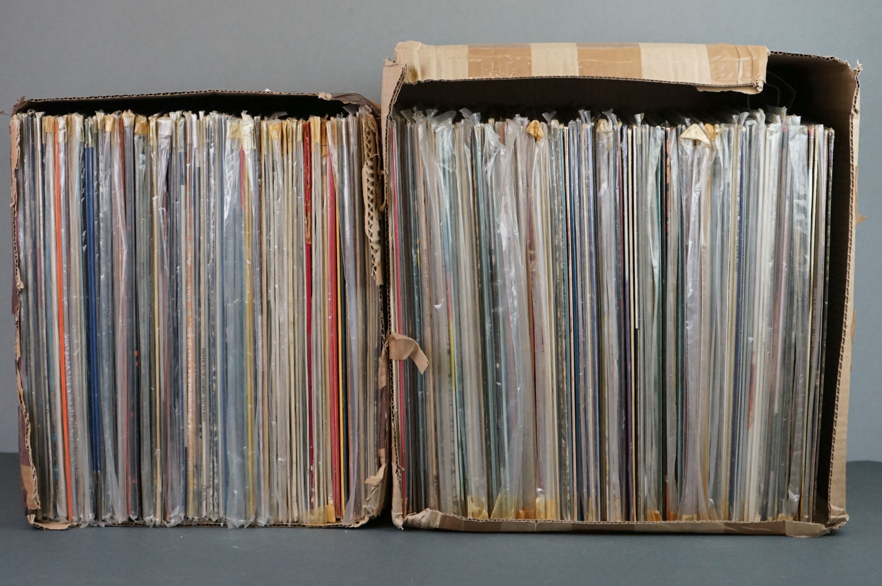 Vinyl - Around 200 LPs to include Country, Pop, Easy Listening etc, sleeves and vinyl vg+ (two - Image 2 of 4