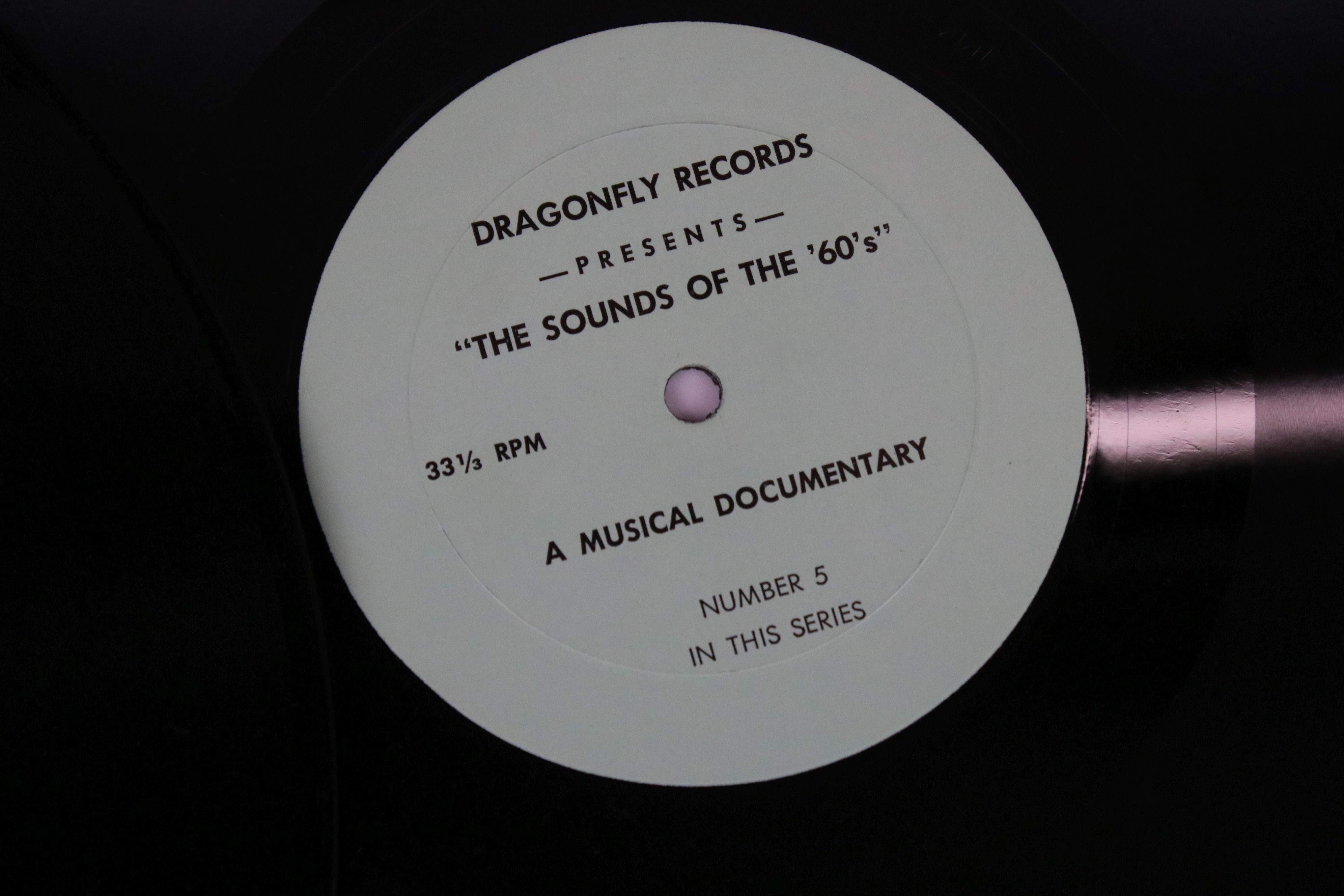 Vinyl - David Bowie The Thin White Duke 1977 Unofficial US Double LP release on Dragonfly label, - Image 4 of 7
