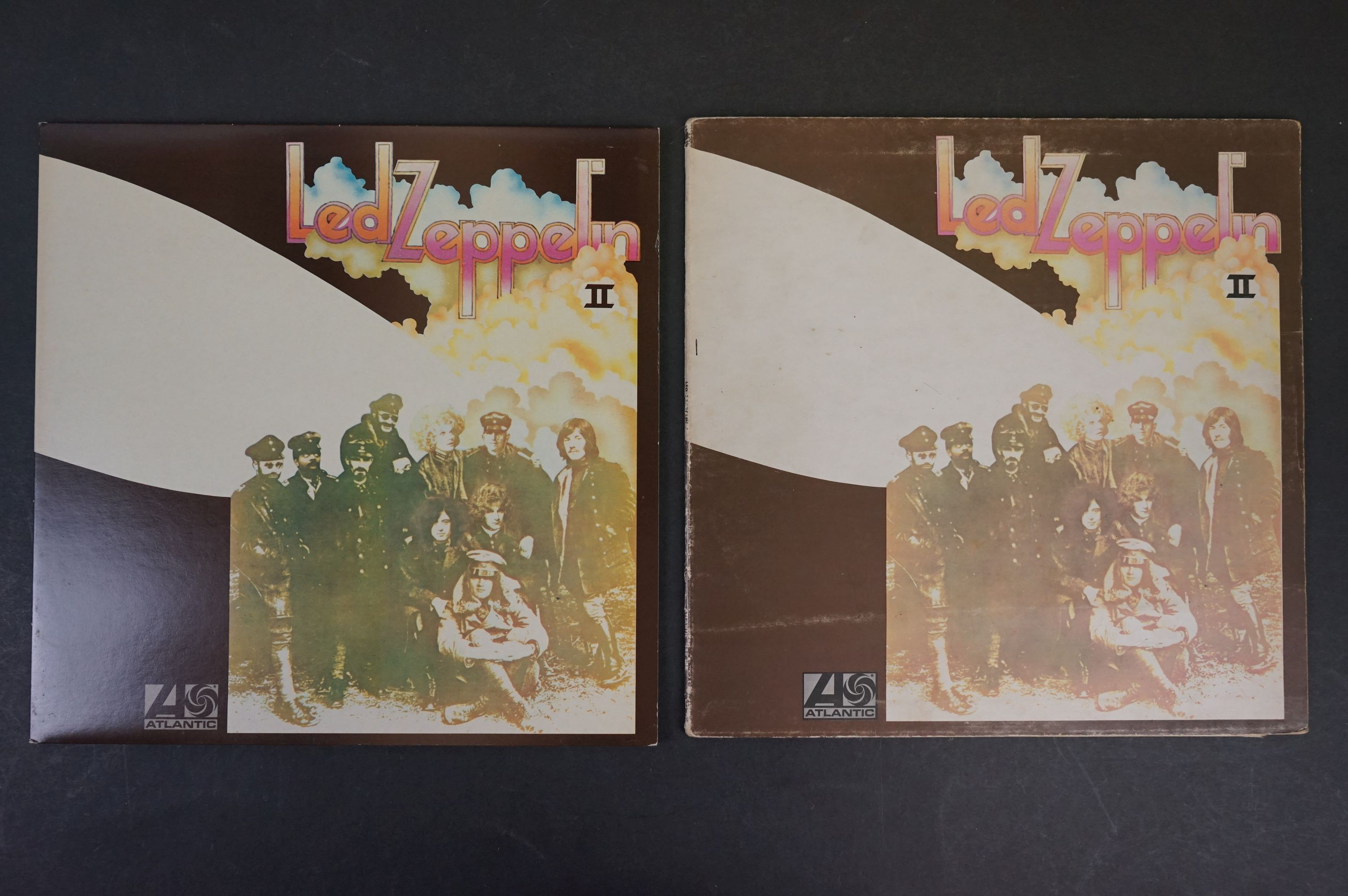 Vinyl - Six Led Zeppelin LPs to include In Through the Outdoor (cover D) SSK59410, Coda 790051, 2 - Image 2 of 17