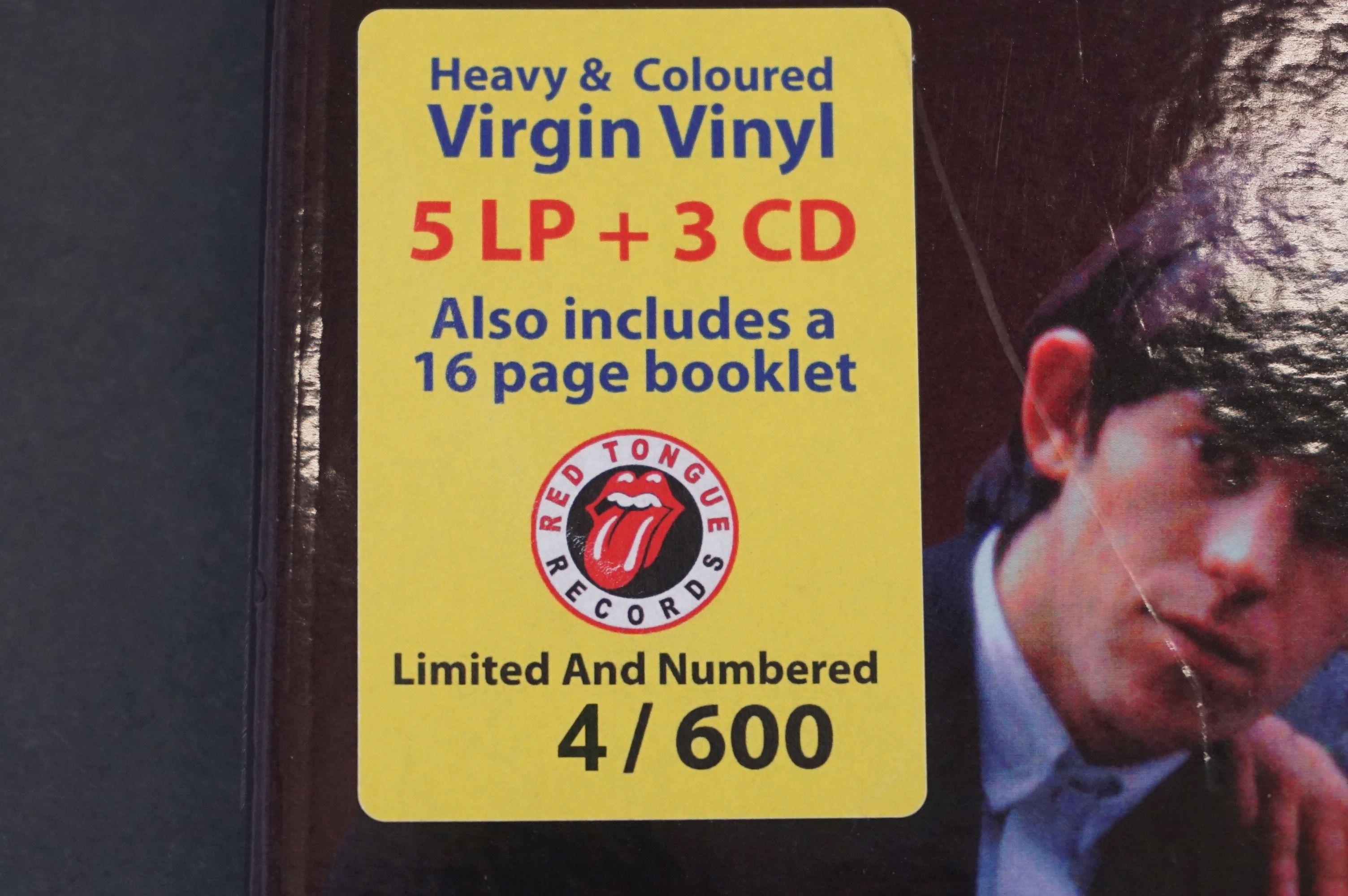 Vinyl - ltd edn The Rolling Stones The Brian Jones Years 5 LP / 3 CD Box Set RTR019, heavy - Image 12 of 12
