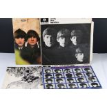 Vinyl - Four The Beatles LPs to include For Sale PMC1240, A Hard Days Night P,C1230 mono, Ernest J