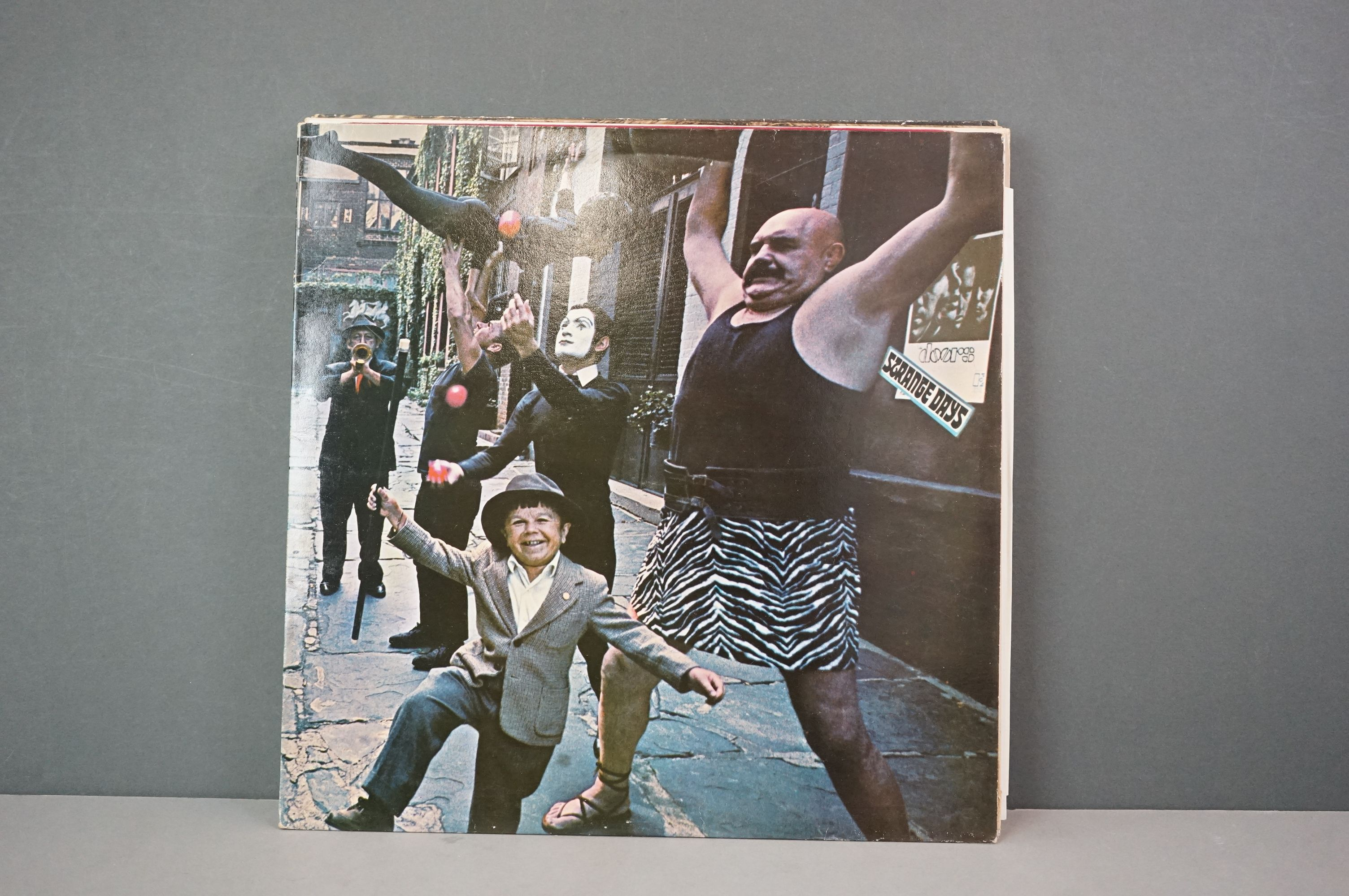 Vinyl - Sixteen The Doors vinyl LP's to include Waiting For The Sun (Elektra Records EKS 74024), The - Image 10 of 17