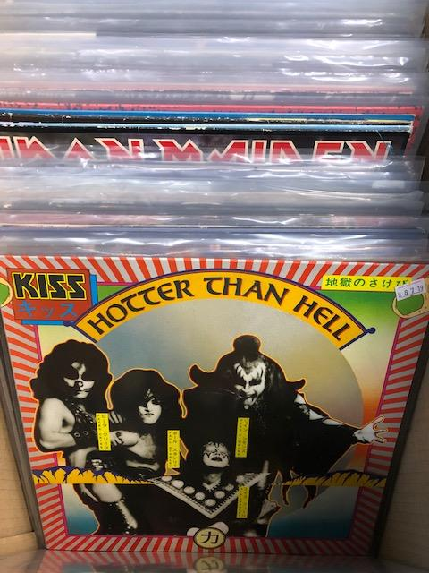 Vinyl - Approx 65 Rock & Metal LP's featuring KISS, Queen, Black Widow, Iron Maiden, AC/DC and more - Image 6 of 27