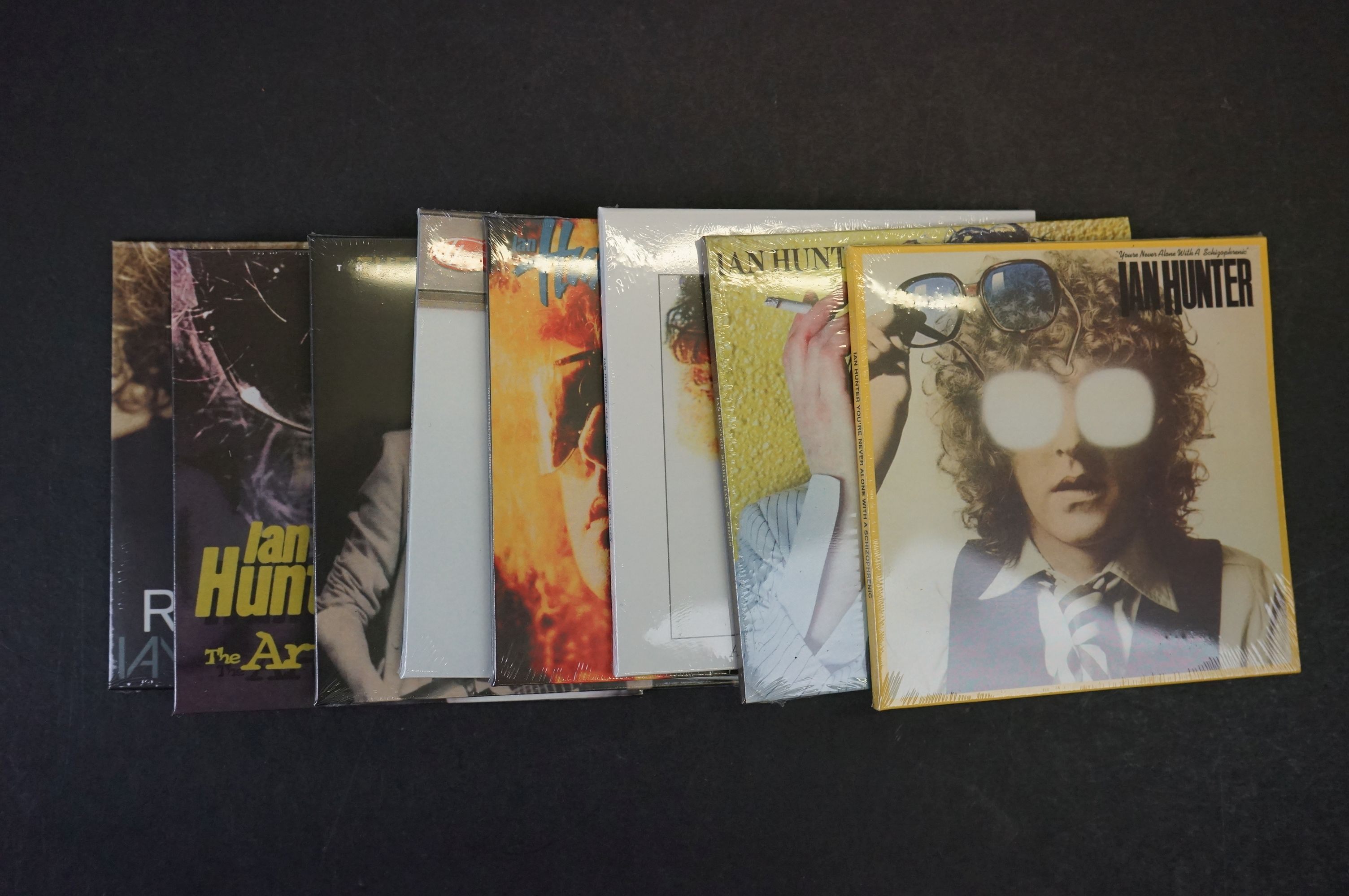 CD - Ian Hunter Stranded In Reality 30 Disc Box Set (2016) Proper Records, vg - Image 6 of 9