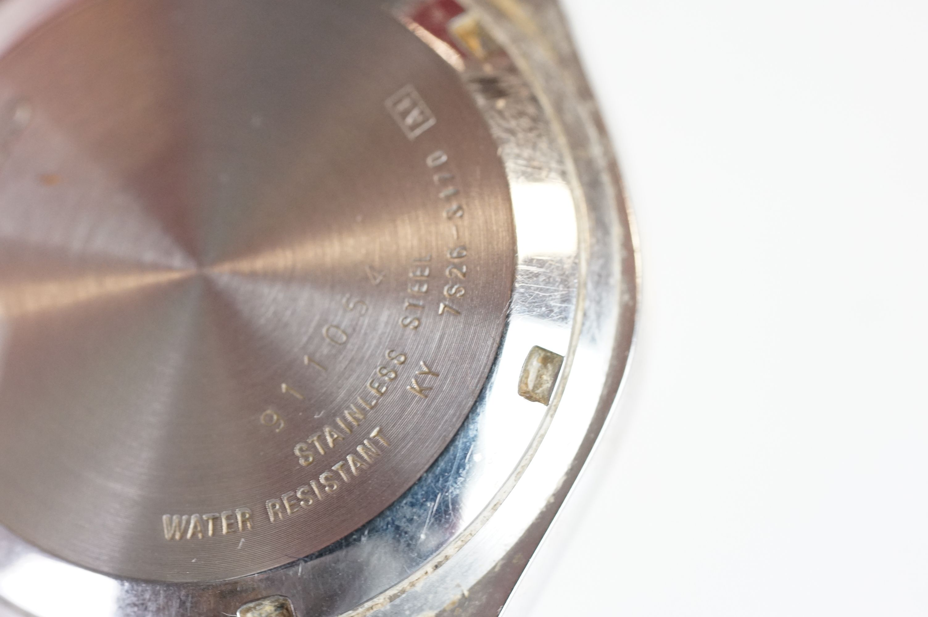 Two vintage Seiko 5 day / date automatic watches. - Image 14 of 15