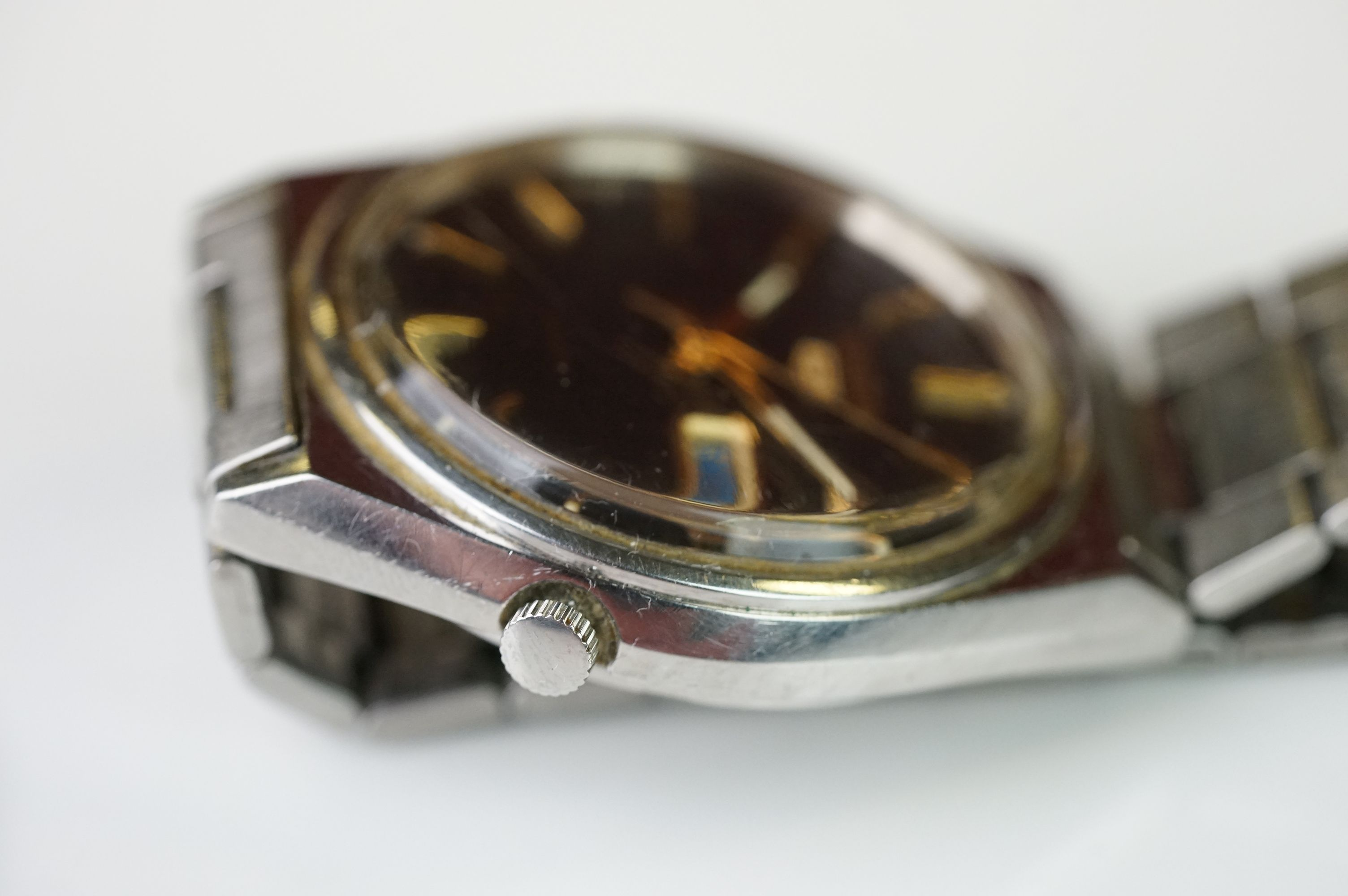 Two vintage Seiko 5 day / date automatic watches. - Image 3 of 15