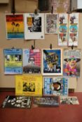 Music Poster - 14 promotional blues posters for various festivals, album releases etc to include