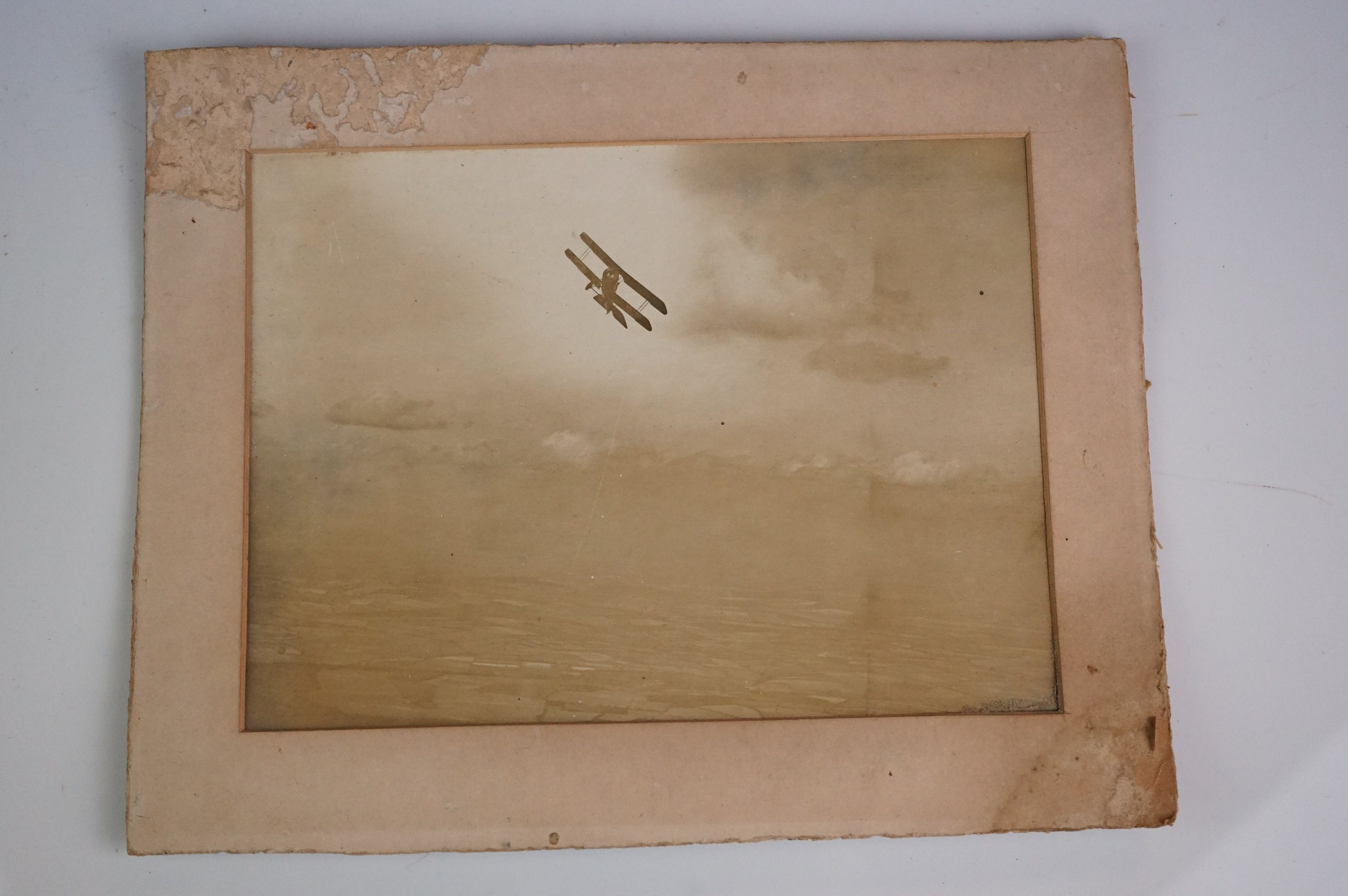 Album containing WW1 photographic postcards of the Royal Medical Corps, many with correspondence & - Image 12 of 13